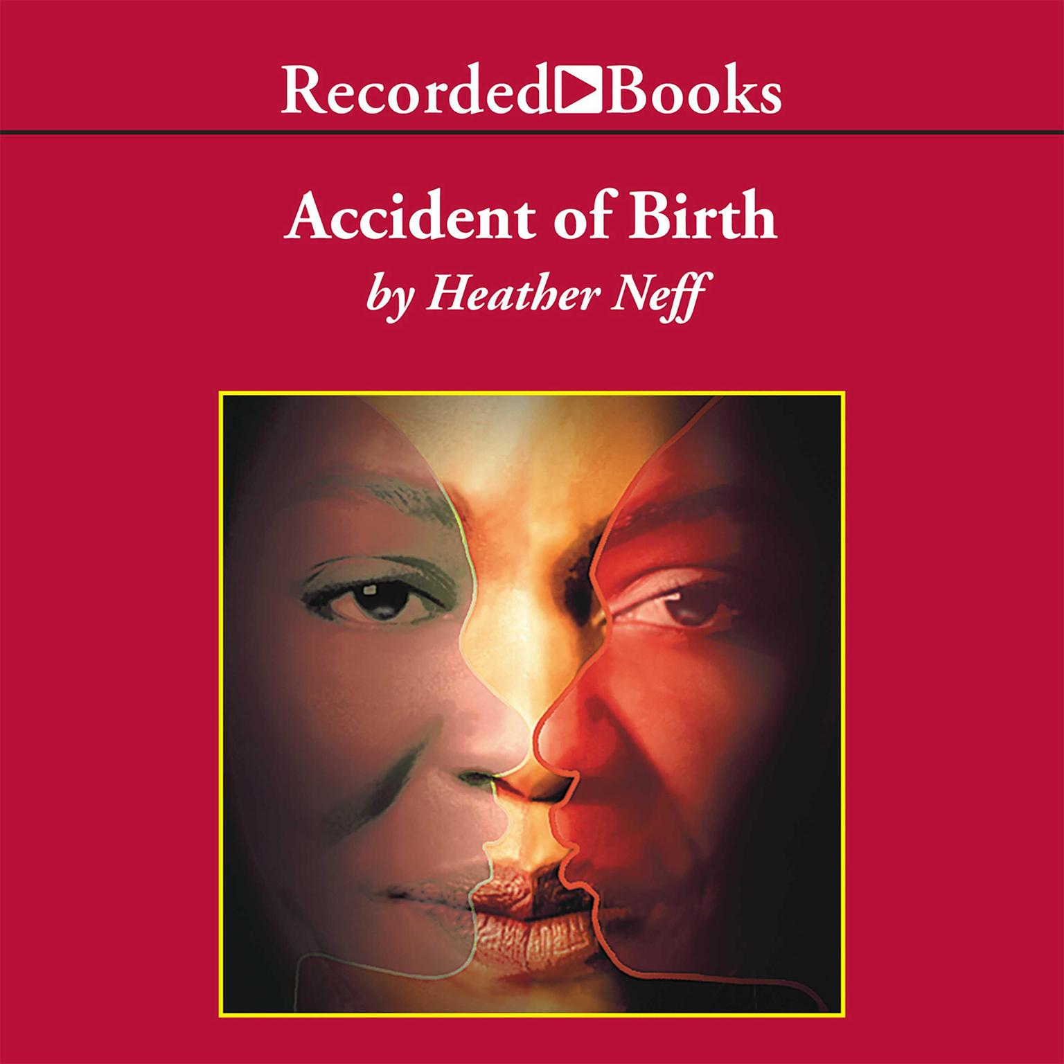 Printable Accident of Birth Audiobook Cover Art