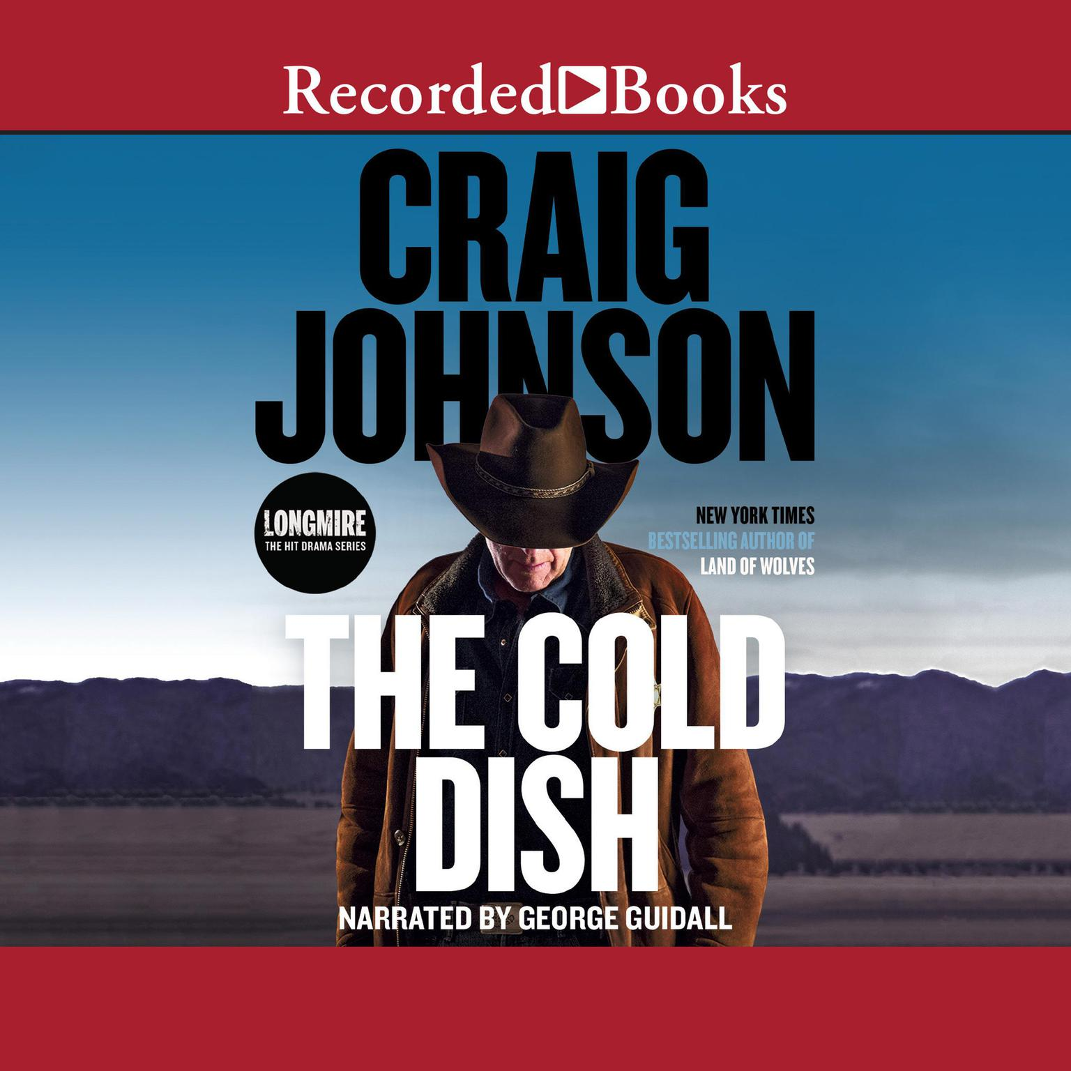 Printable The Cold Dish Audiobook Cover Art