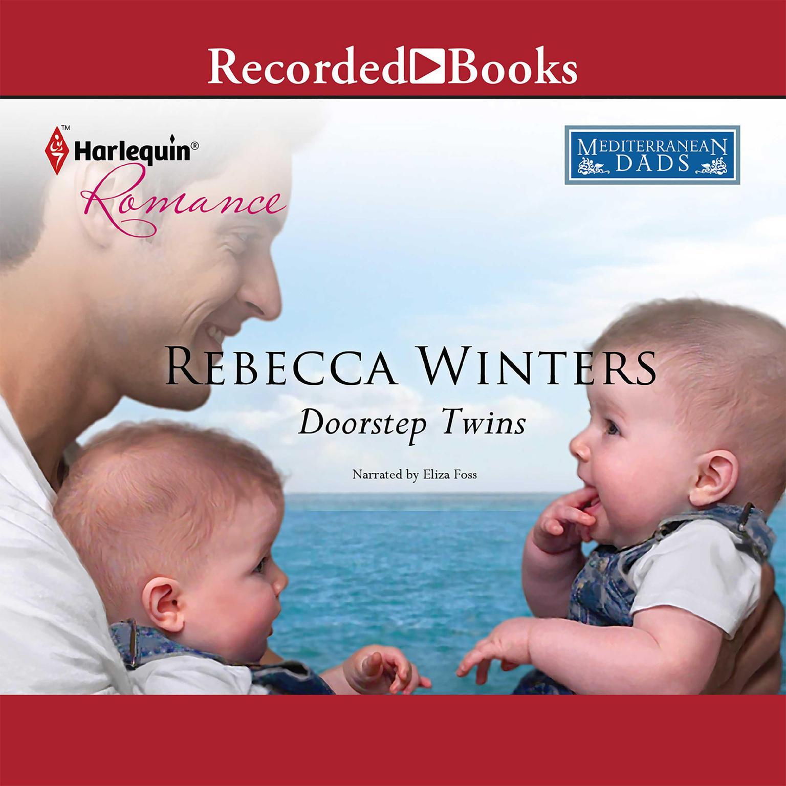 Printable Doorstep Twins Audiobook Cover Art