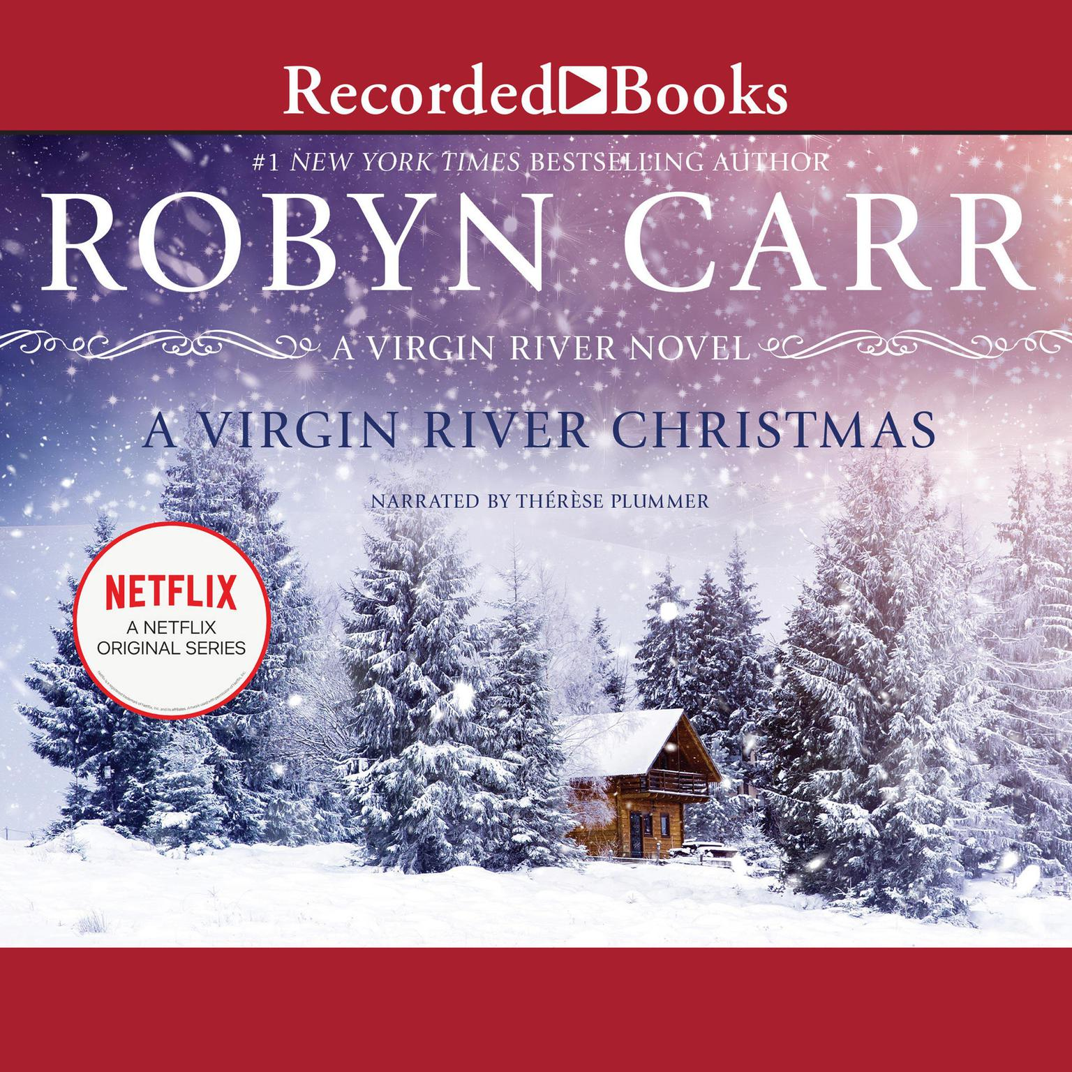 Printable A Virgin River Christmas Audiobook Cover Art