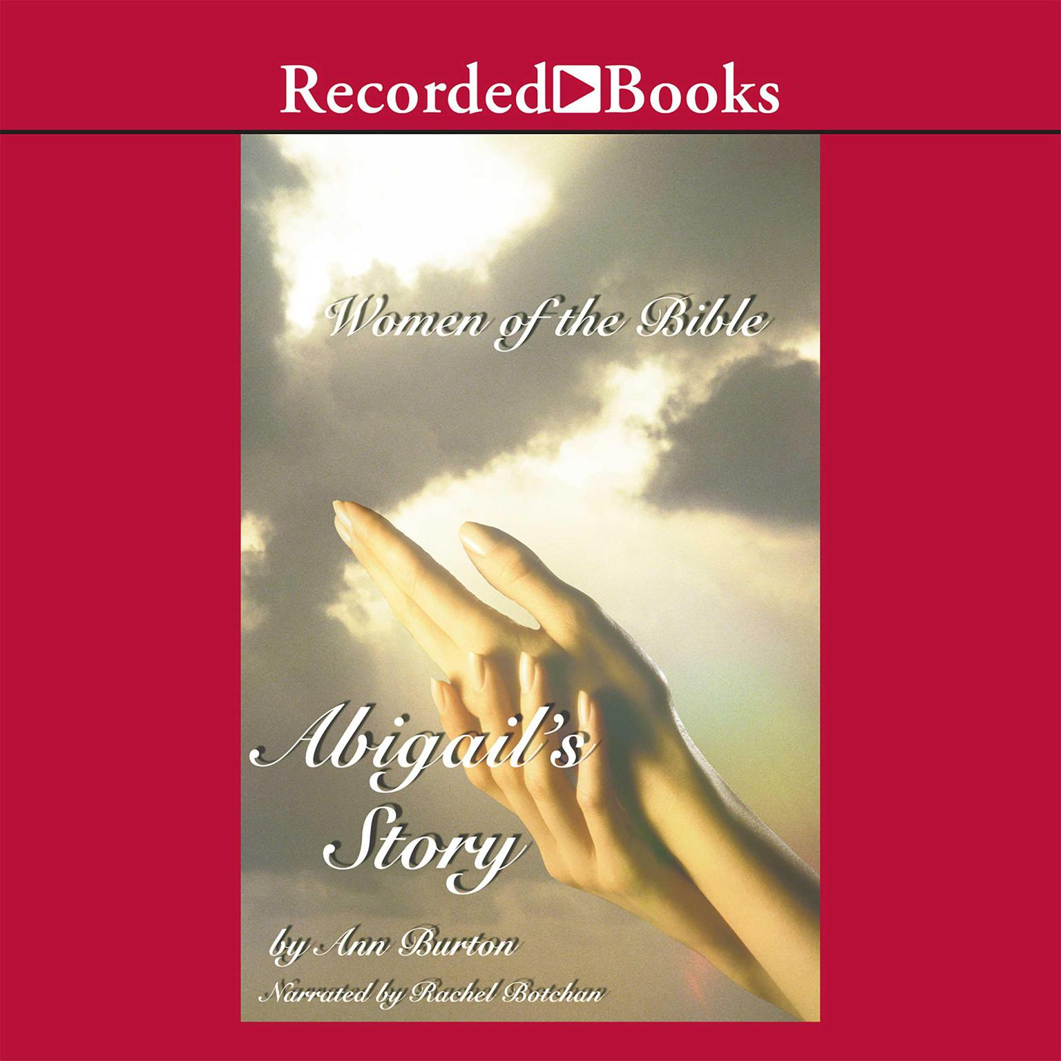 Printable Abigail's Story Audiobook Cover Art