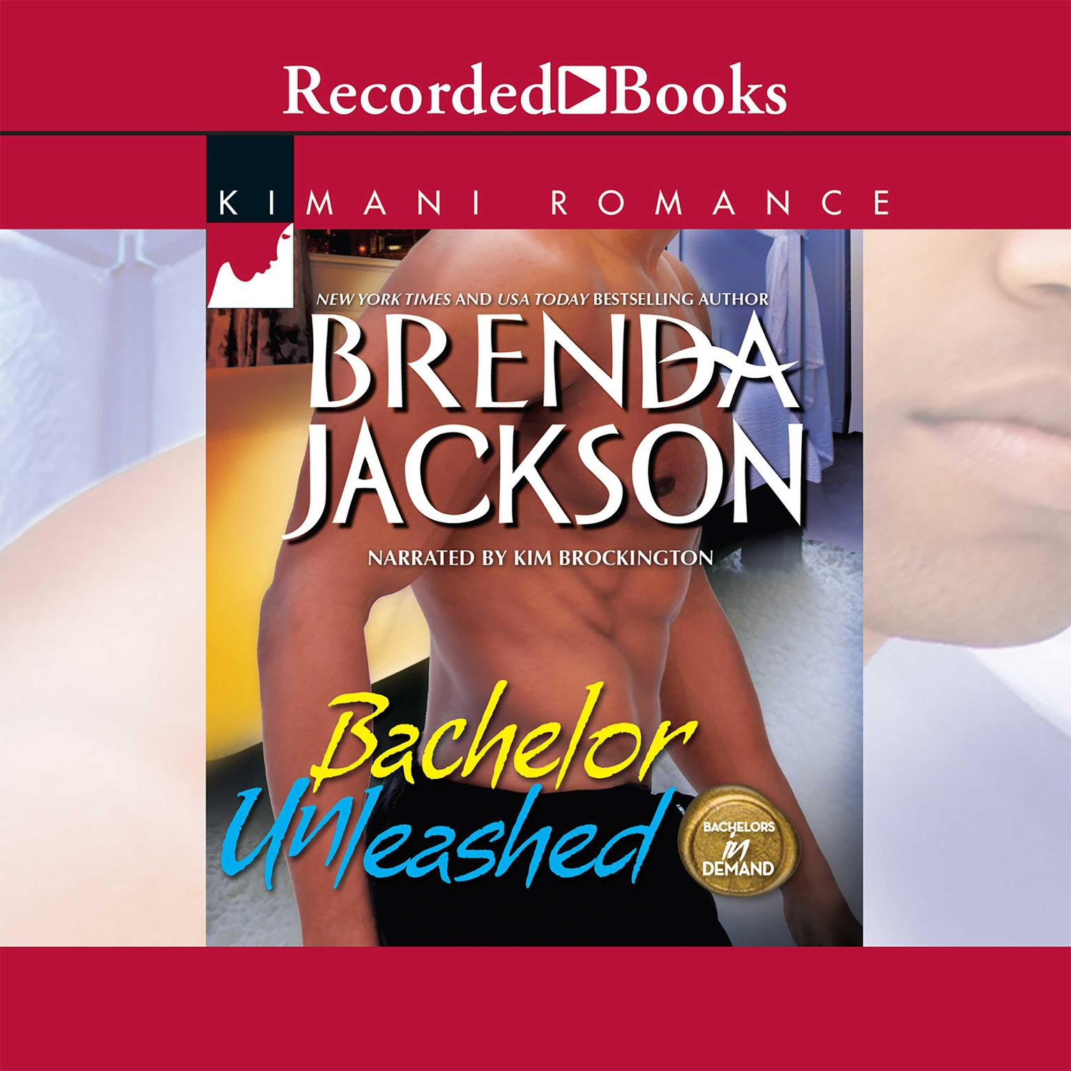 Printable Bachelor Unleashed Audiobook Cover Art
