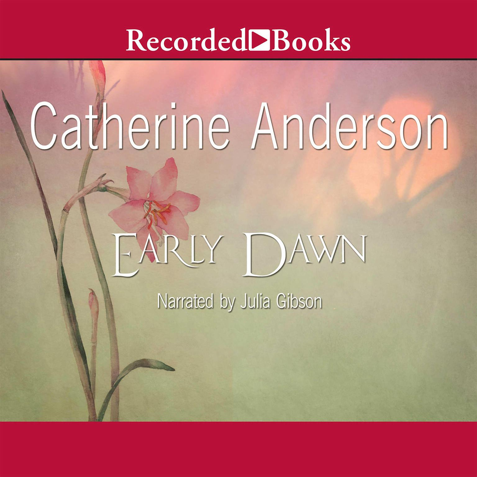 Printable Early Dawn Audiobook Cover Art