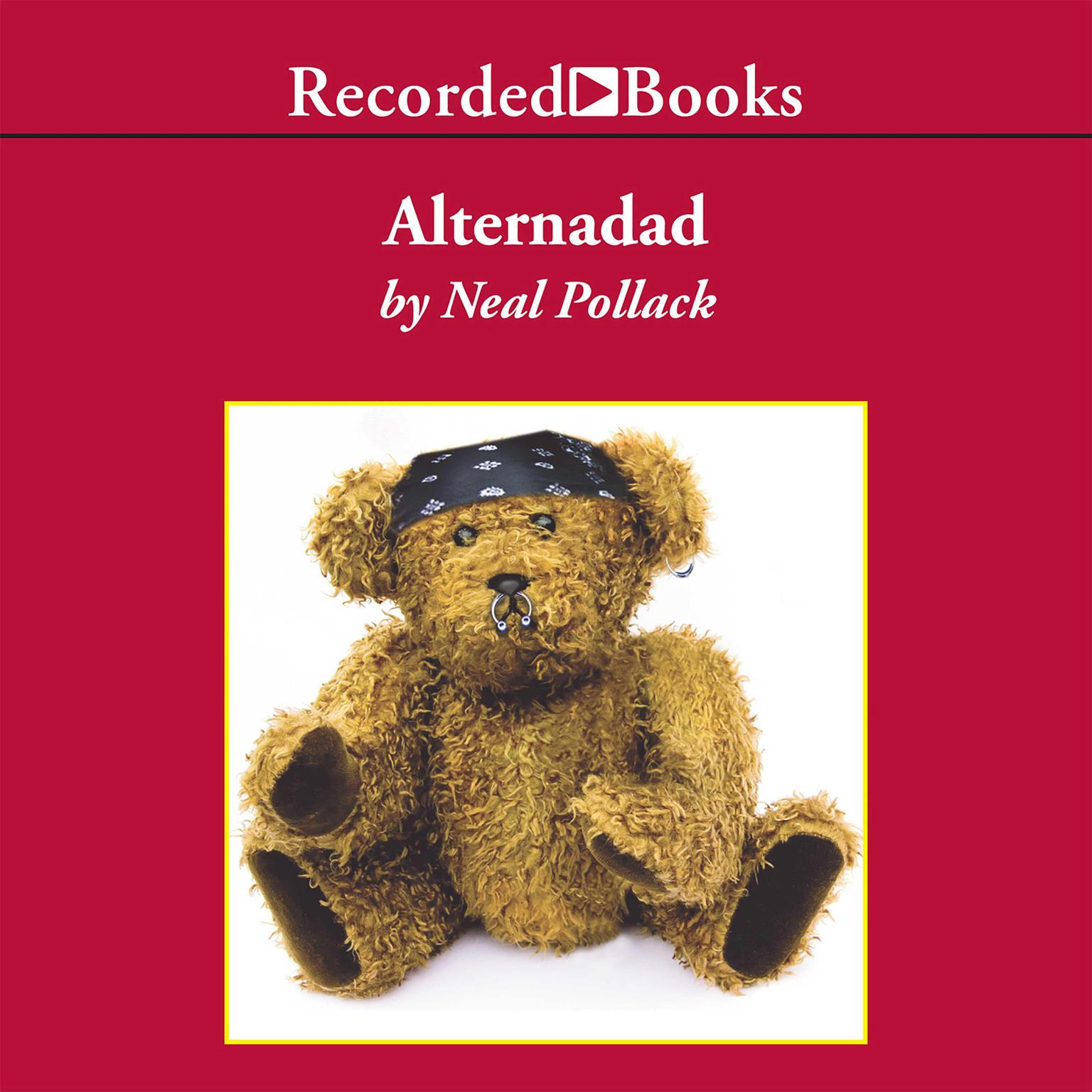 Printable Alternadad: The True Story of One Family's Struggle to Raise a Cool Kid in America Audiobook Cover Art