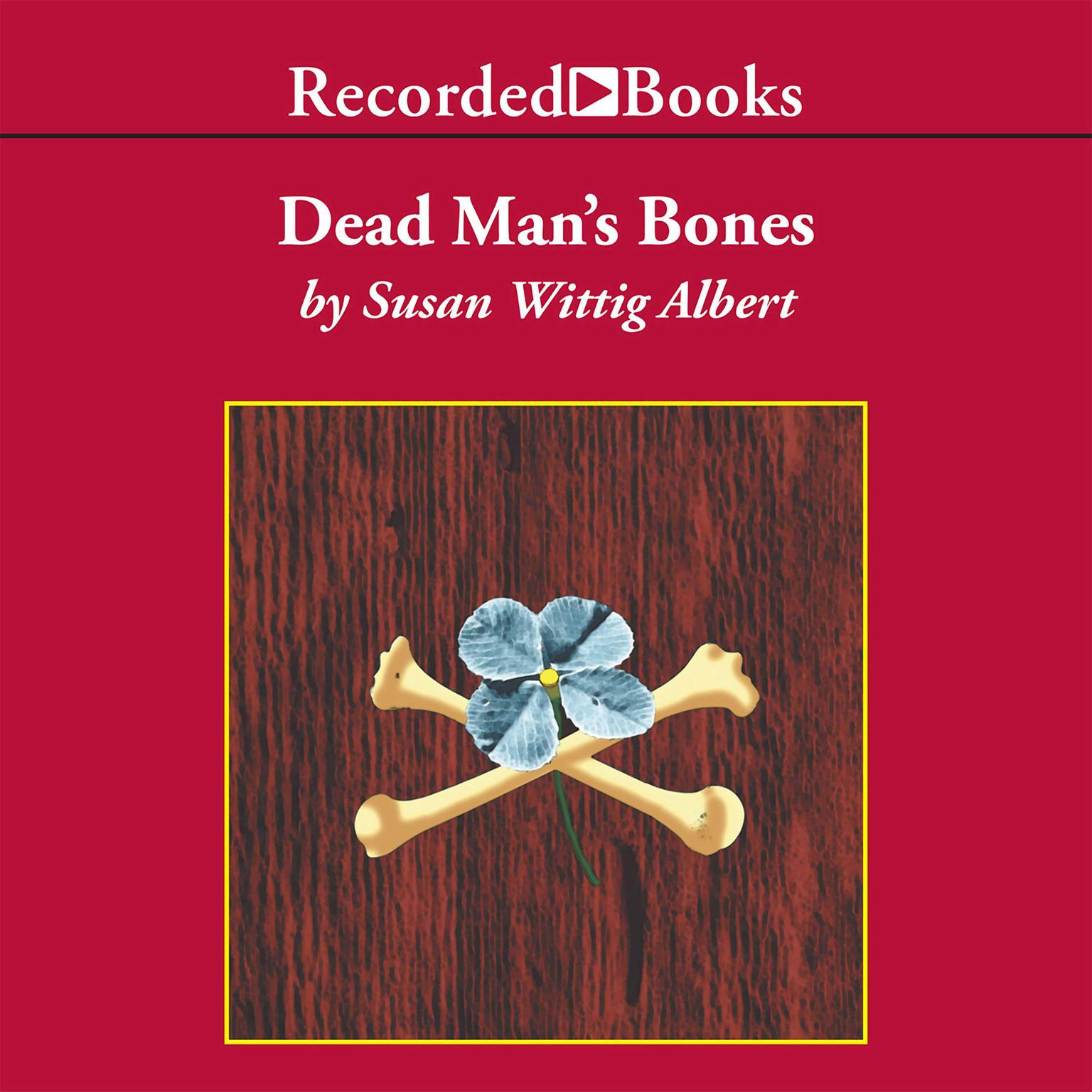 Printable Dead Man's Bones Audiobook Cover Art