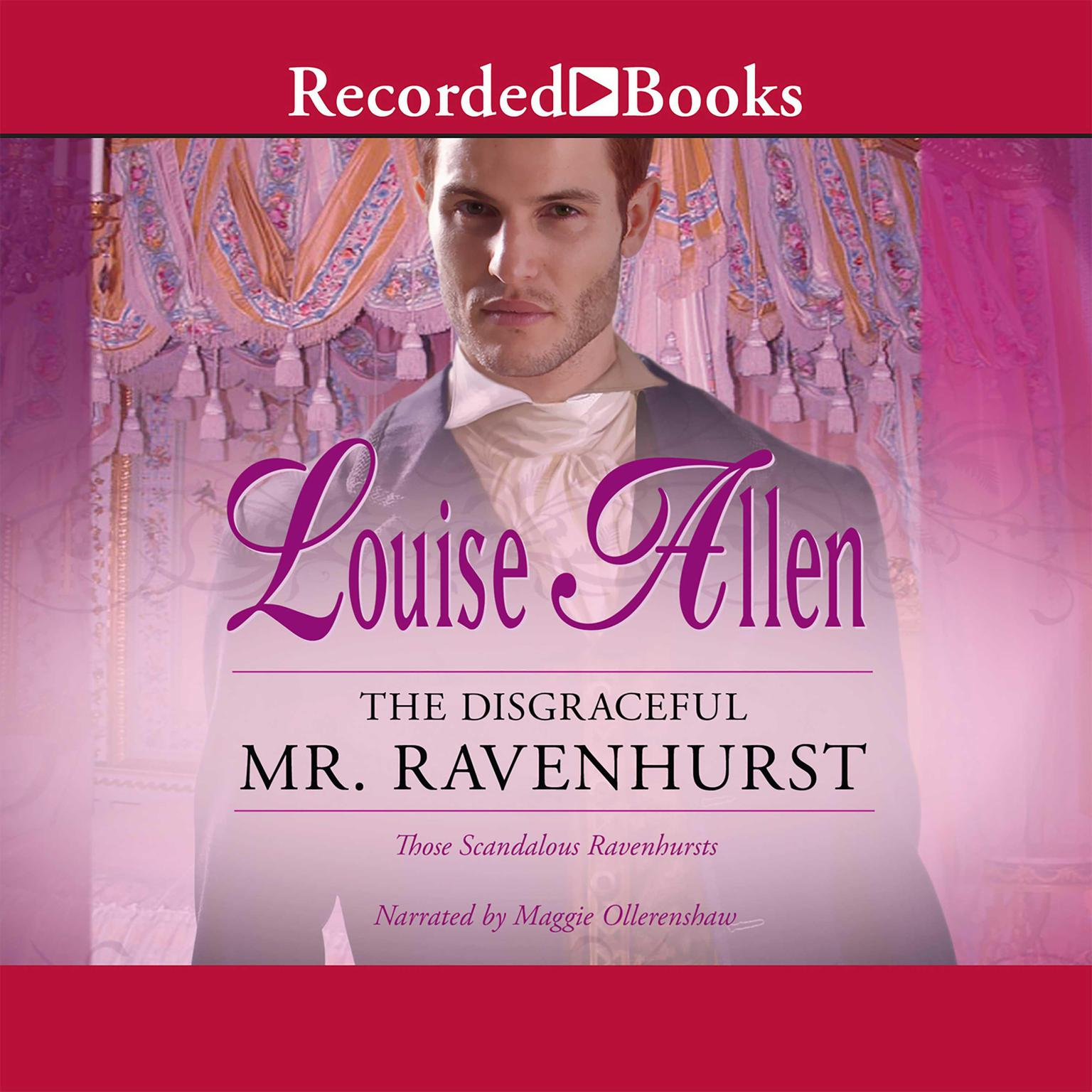Printable The Disgraceful Mr. Ravenhurst Audiobook Cover Art