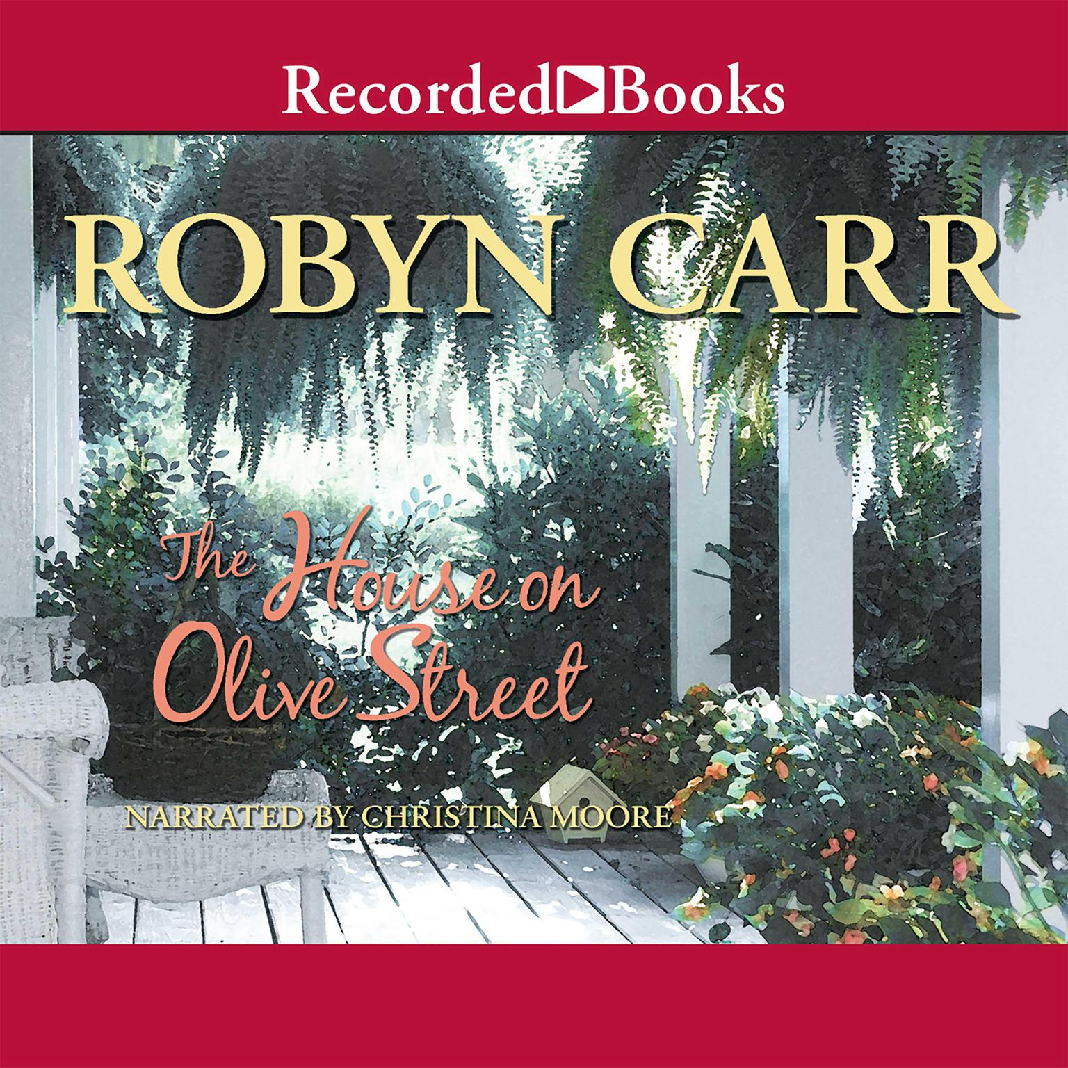 Printable The House on Olive Street Audiobook Cover Art