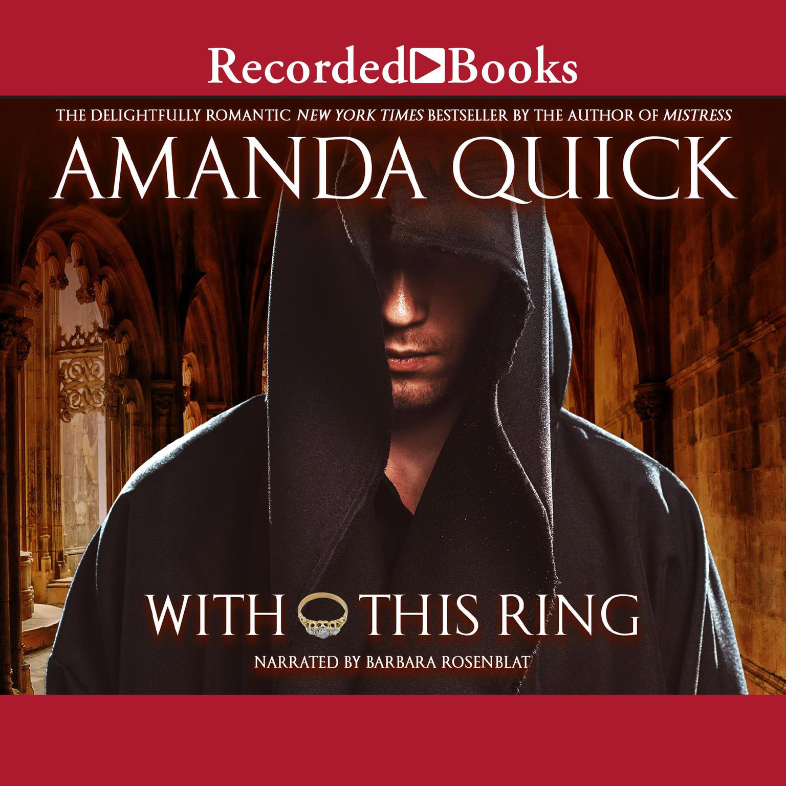 Printable With This Ring Audiobook Cover Art
