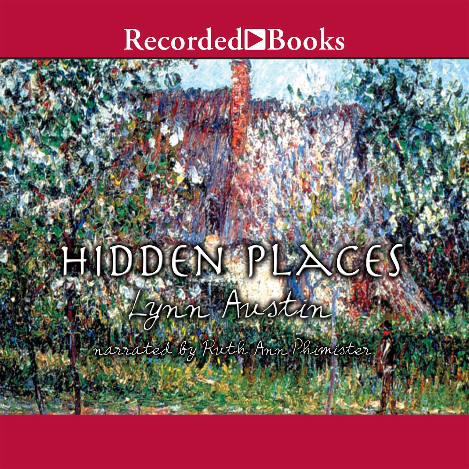Printable Hidden Places Audiobook Cover Art