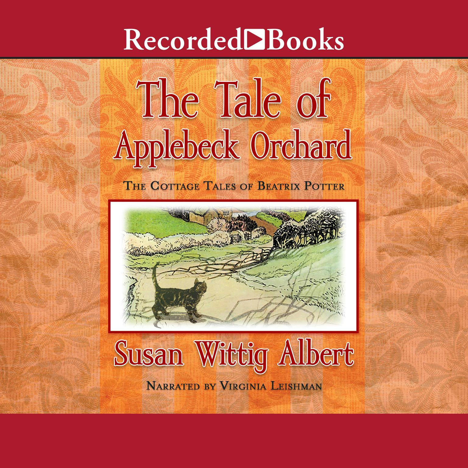 Printable The Tale of Applebeck Orchard Audiobook Cover Art