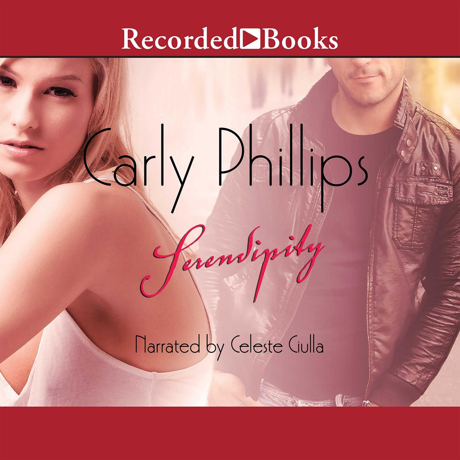 Printable Serendipity Audiobook Cover Art