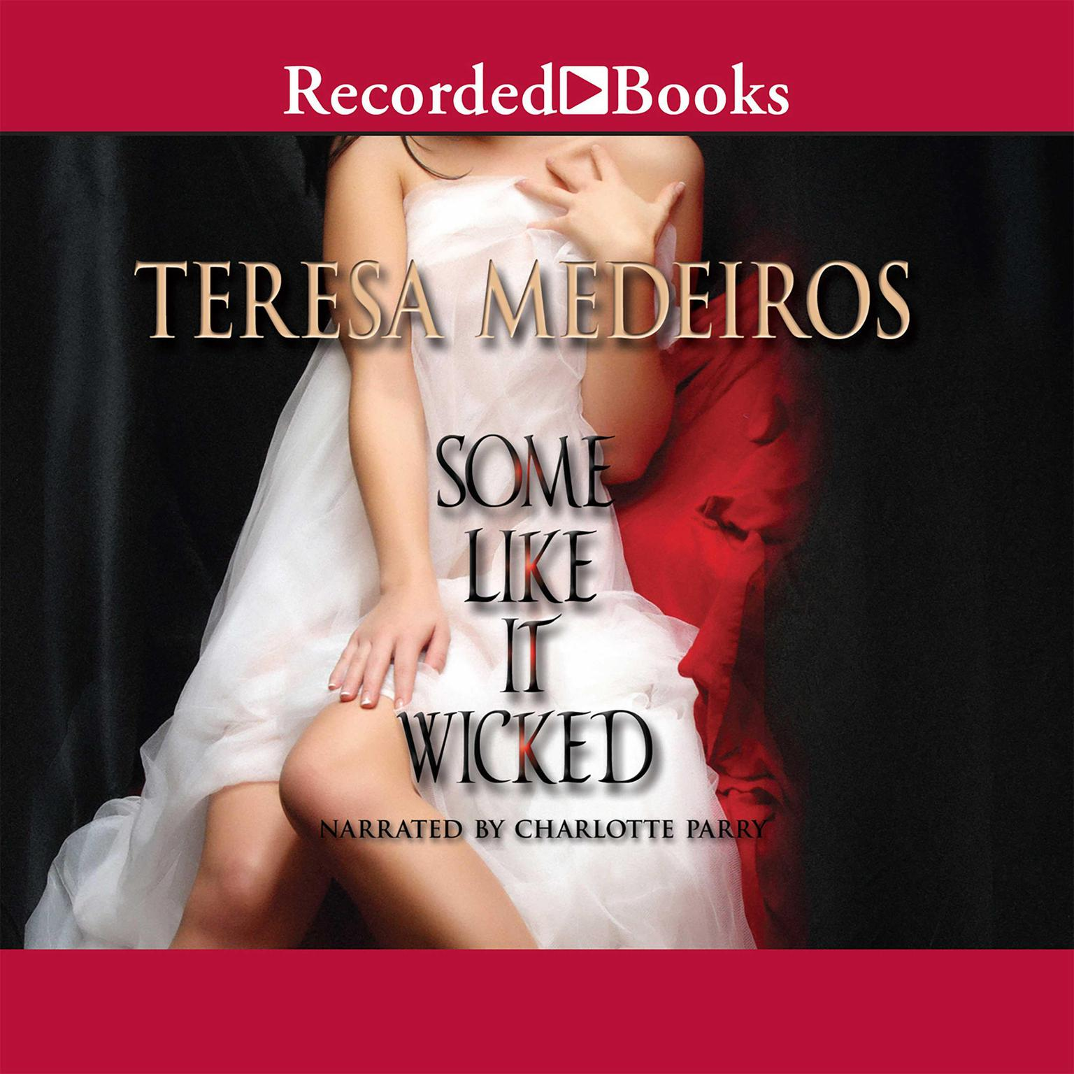 Printable Some Like It Wicked Audiobook Cover Art