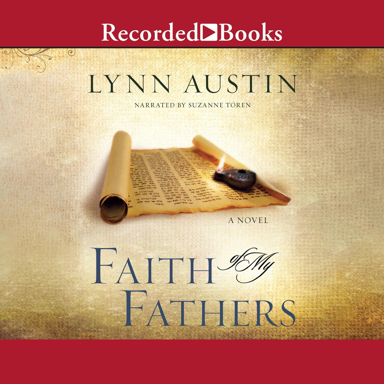 Printable Faith of My Fathers Audiobook Cover Art