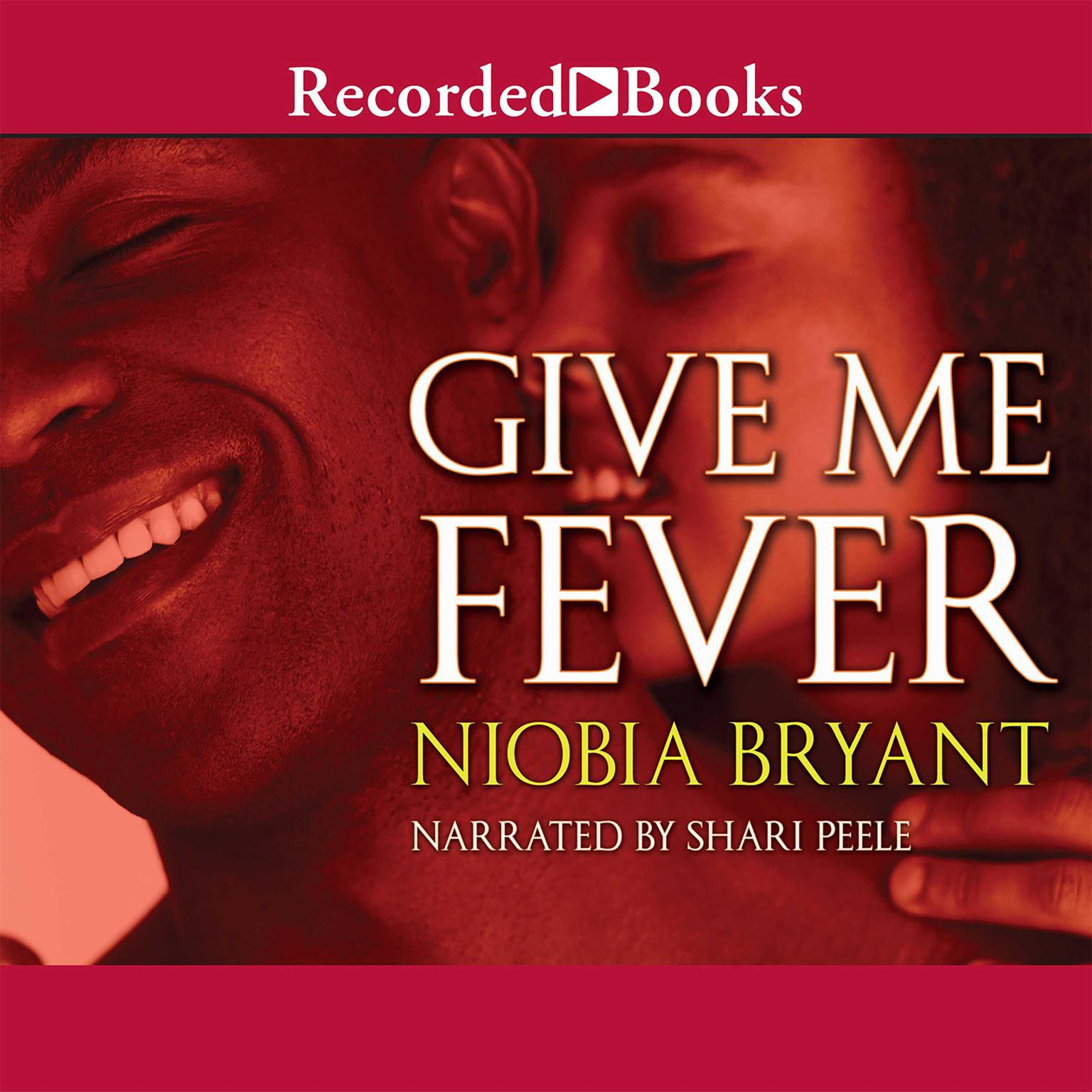 Printable Give Me Fever Audiobook Cover Art