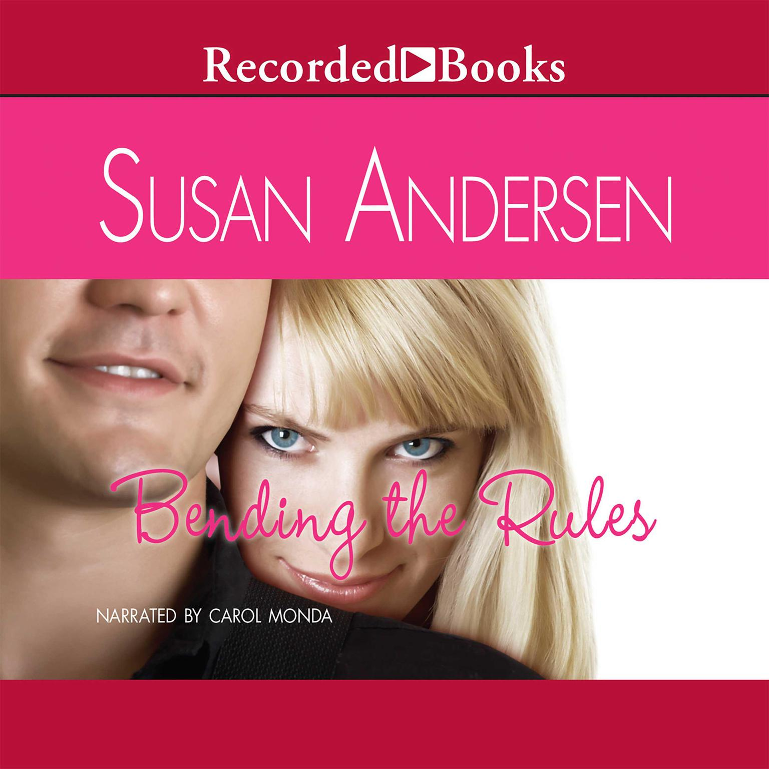 Printable Bending the Rules Audiobook Cover Art