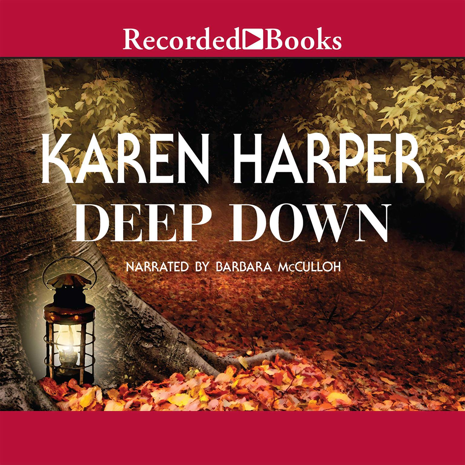 Printable Deep Down Audiobook Cover Art