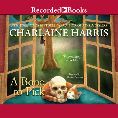A Bone to Pick Audiobook, by Charlaine Harris
