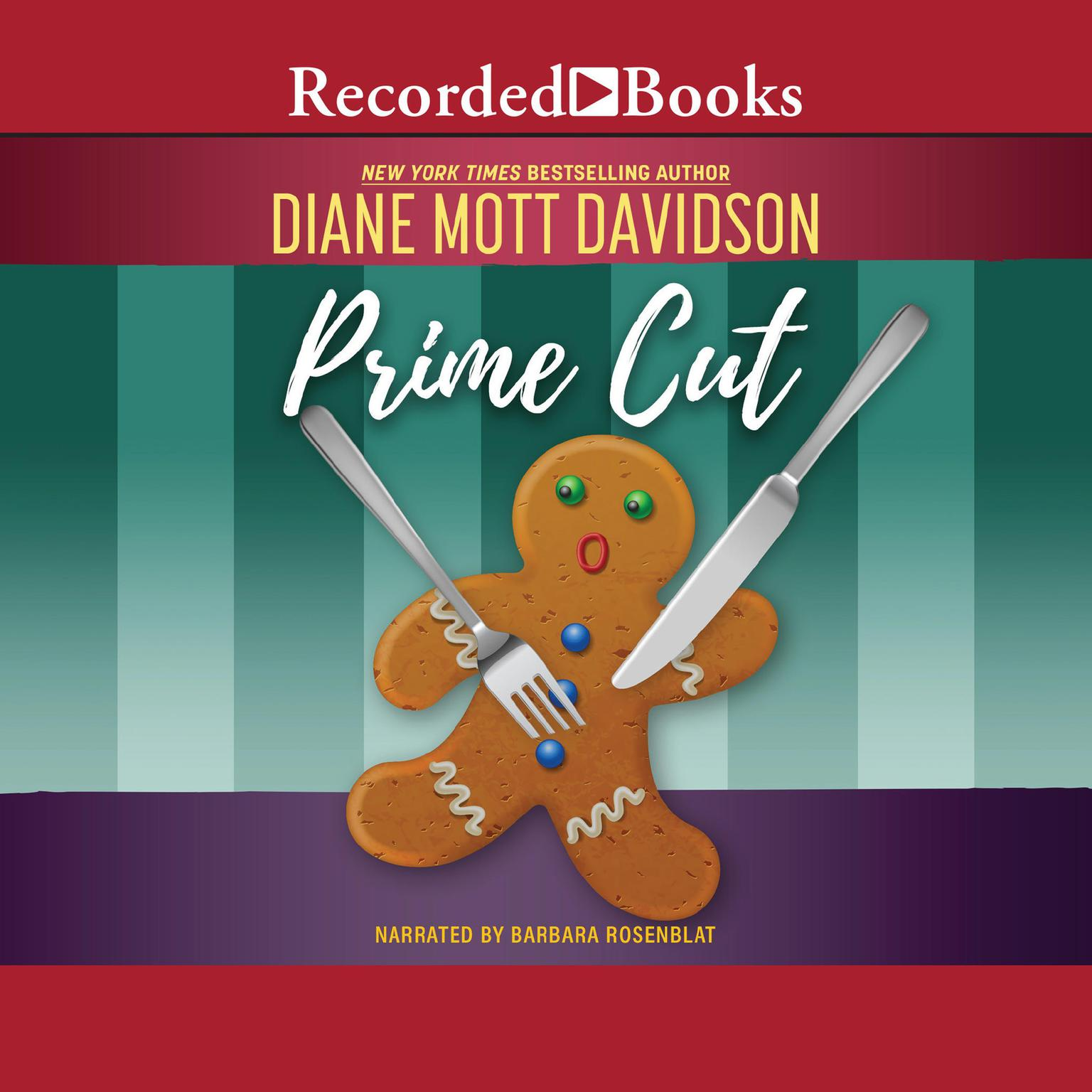 Printable Prime Cut Audiobook Cover Art