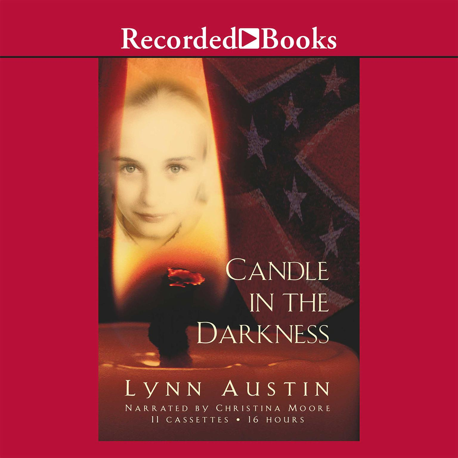 Printable Candle in the Darkness Audiobook Cover Art