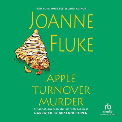 Apple Turnover Murder Audiobook, by Joanne Fluke