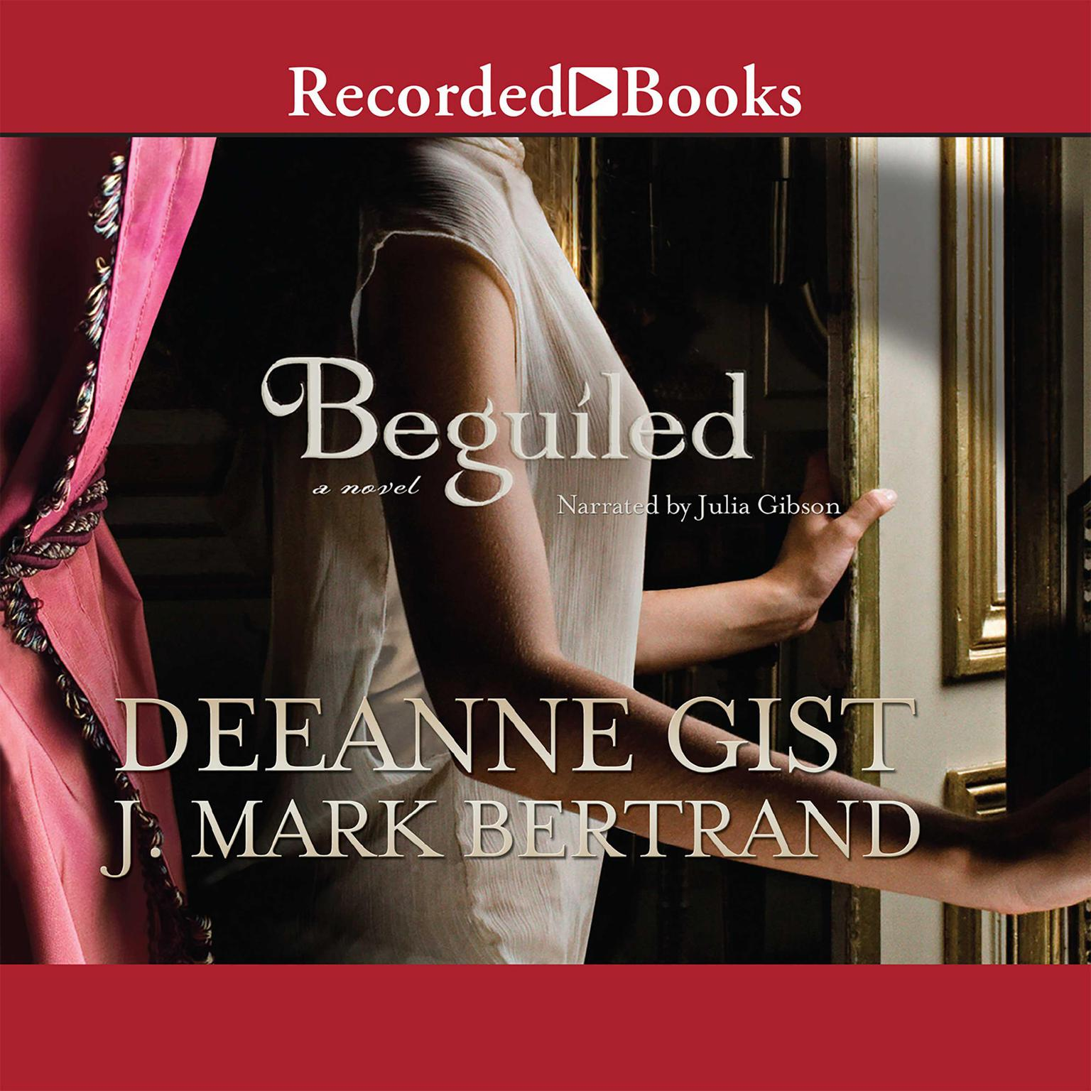 Printable Beguiled Audiobook Cover Art
