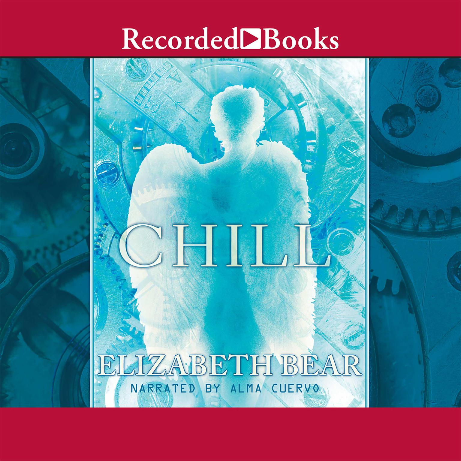 Printable Chill Audiobook Cover Art