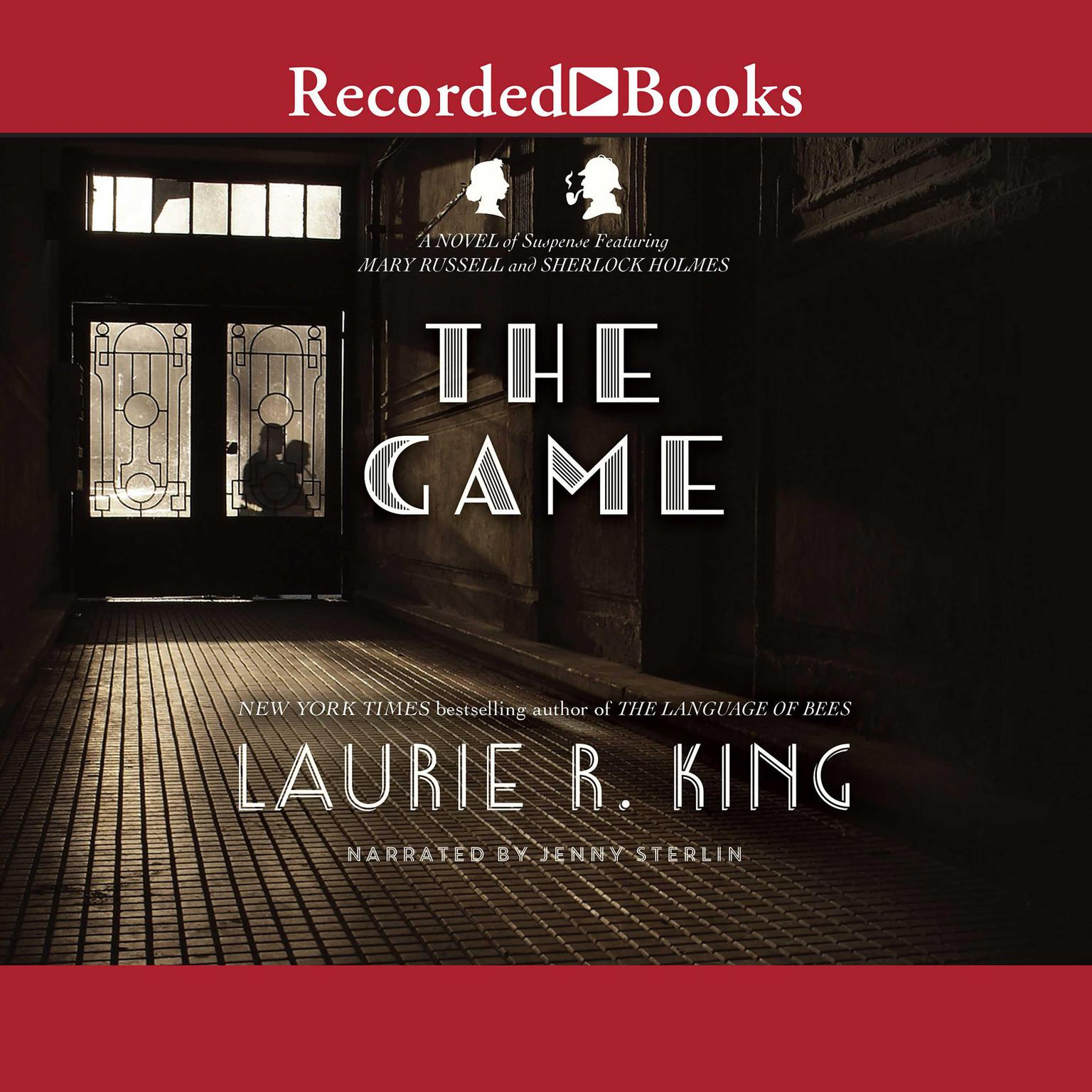 Printable The Game: A Mary Russell Novel Audiobook Cover Art