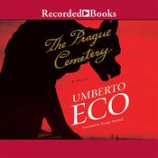 The Prague Cemetery Audiobook, by Umberto Eco