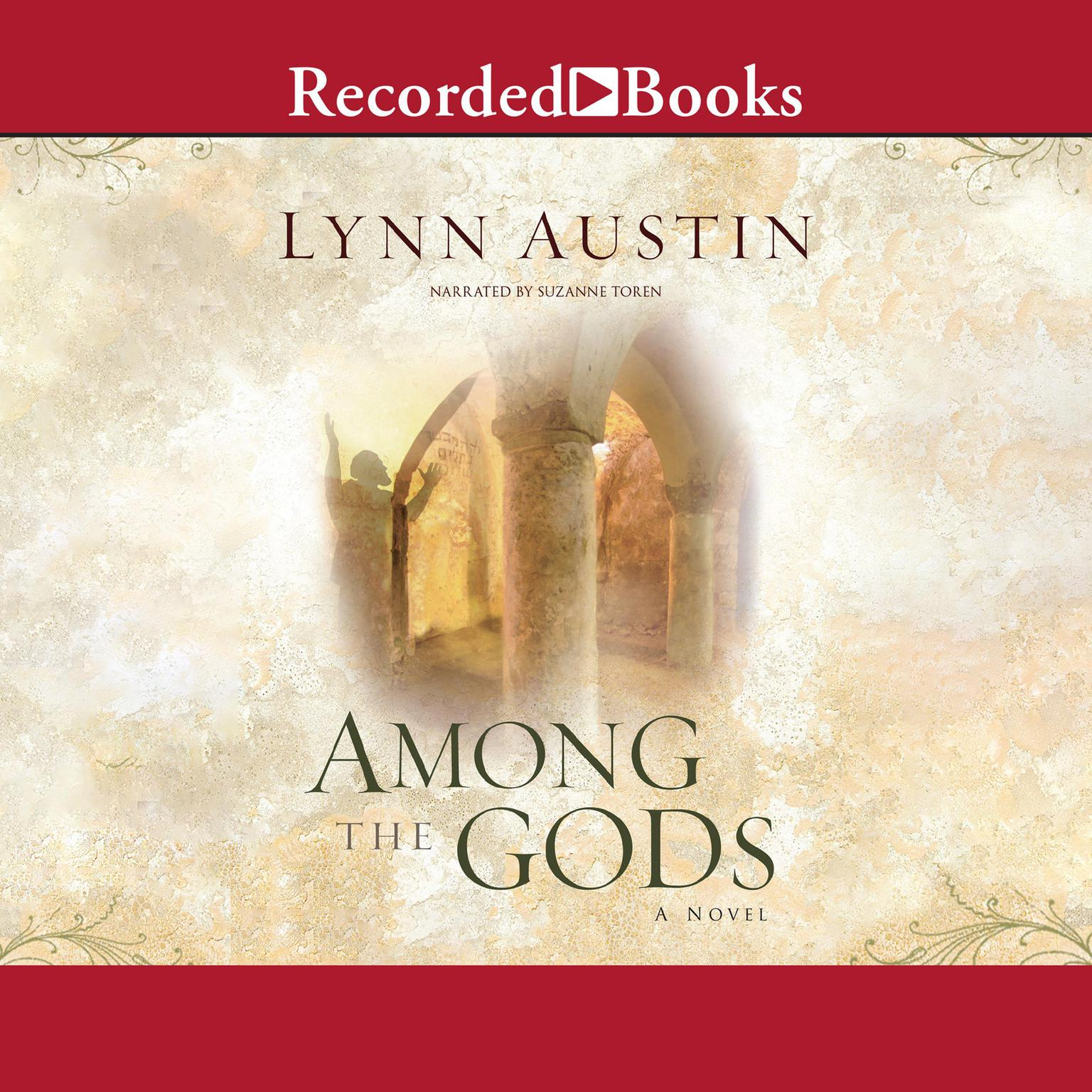 Printable Among the Gods Audiobook Cover Art