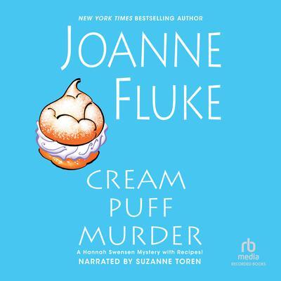 Cream Puff Murder Audiobook, by Joanne Fluke
