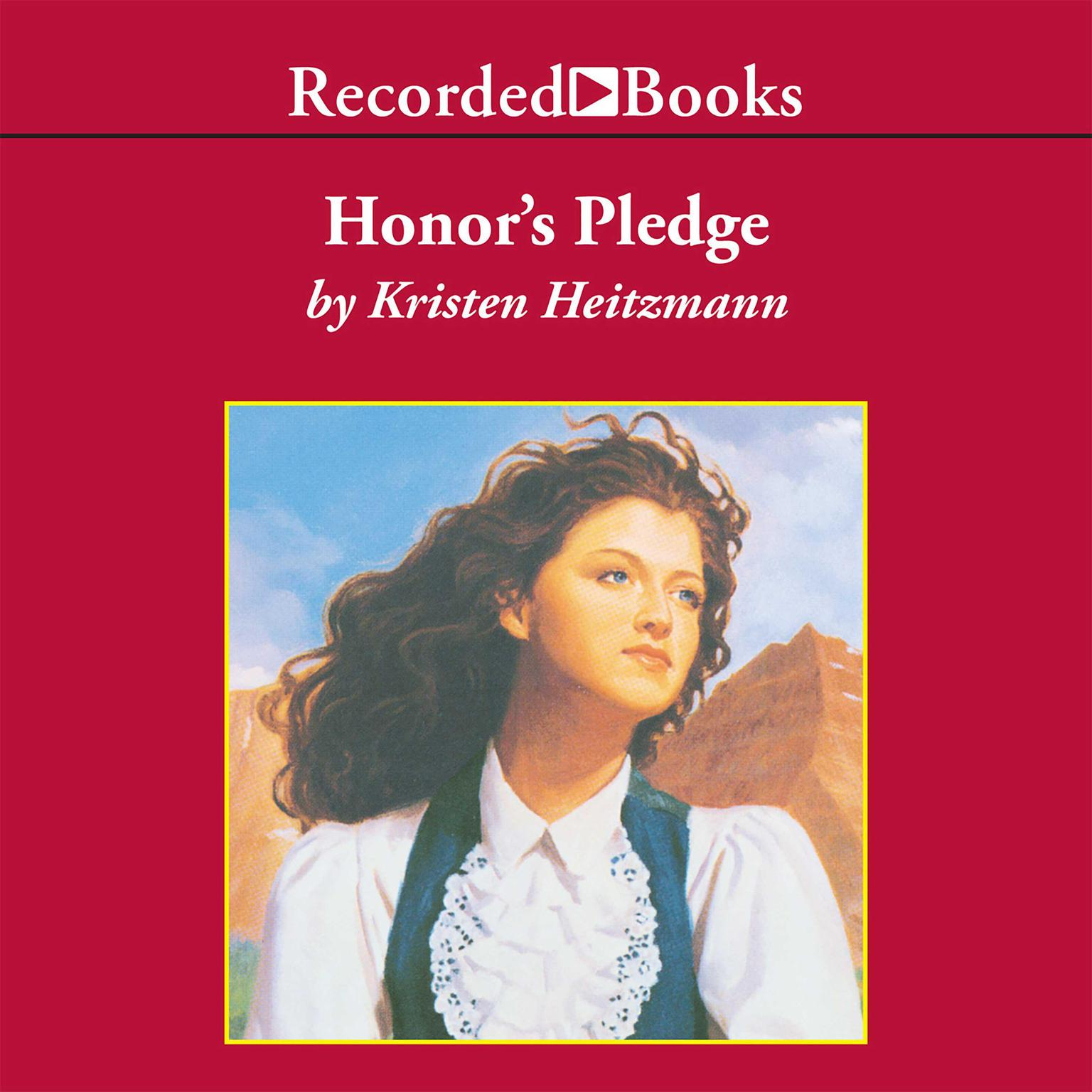 Printable Honor's Pledge Audiobook Cover Art