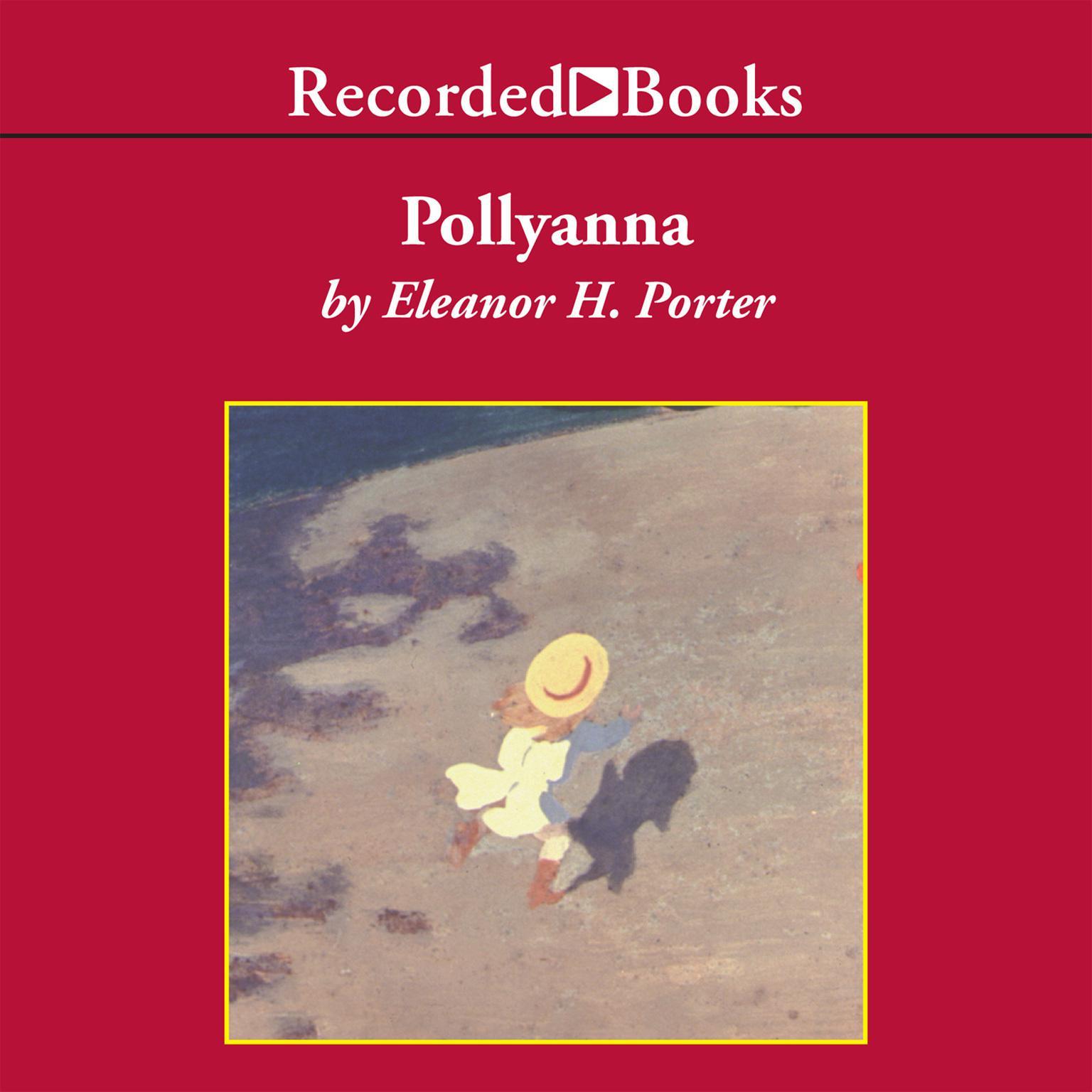 Printable Pollyanna Audiobook Cover Art
