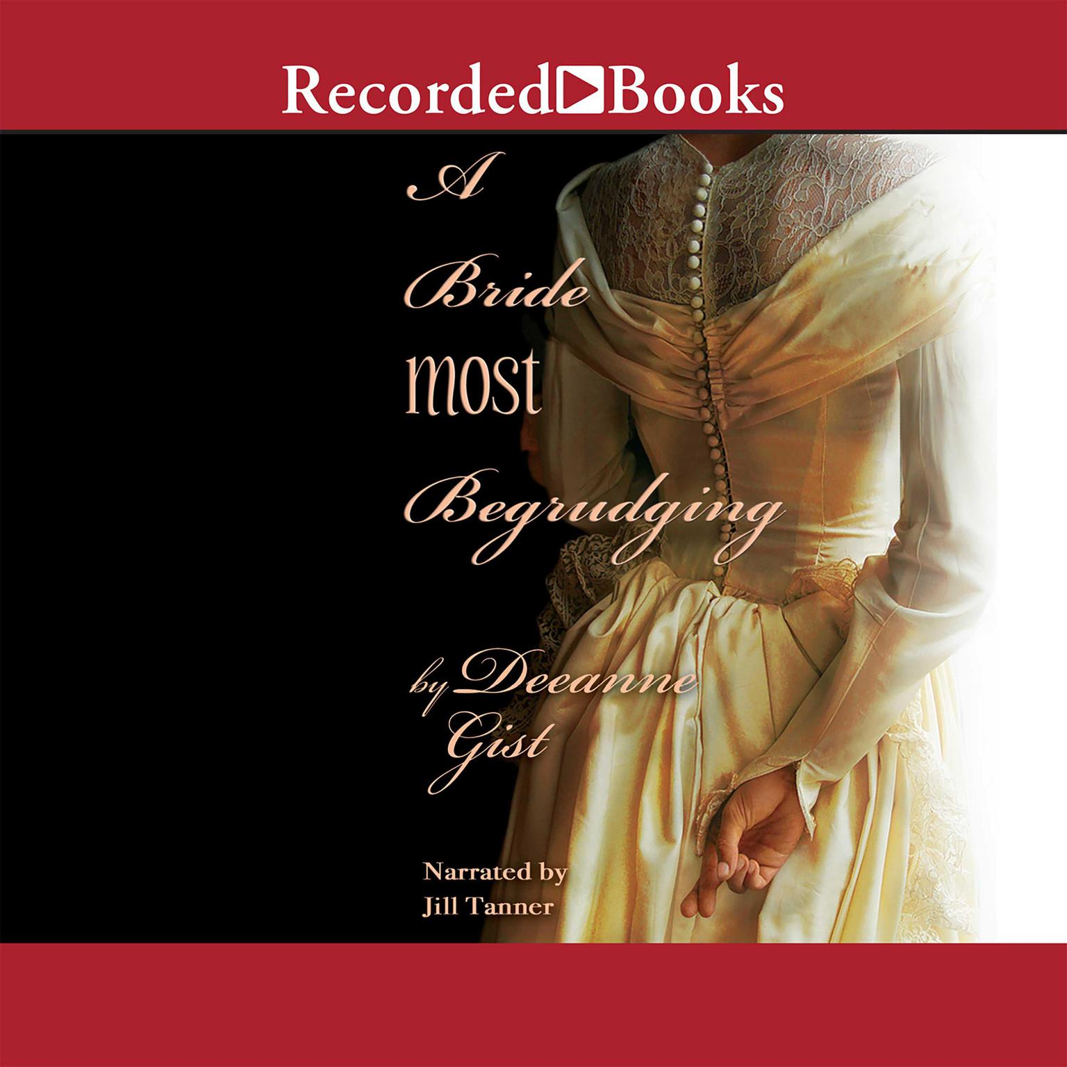 Printable A Bride Most Begrudging Audiobook Cover Art