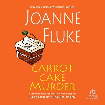 Carrot Cake Murder Audiobook, by Joanne Fluke