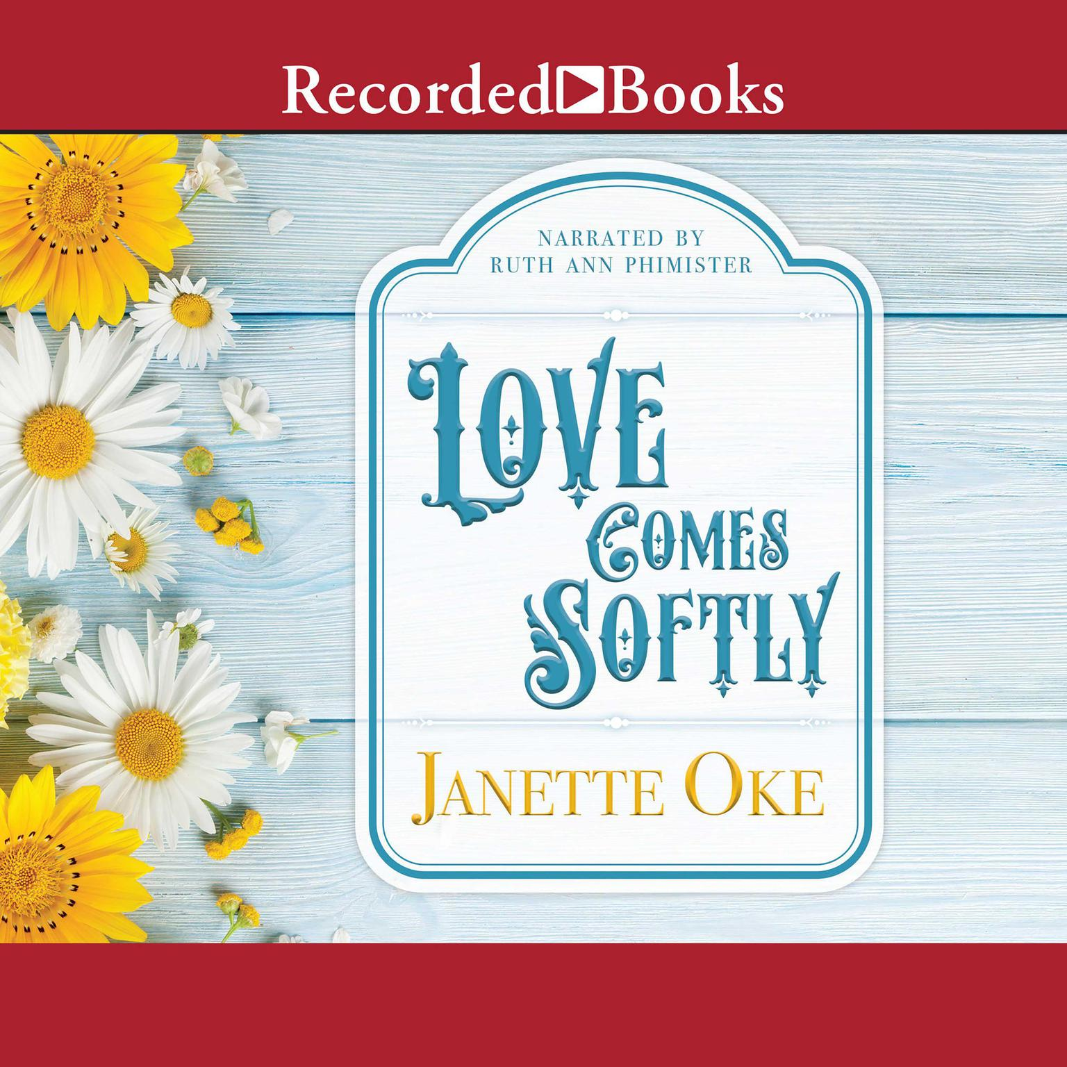 Printable Love Comes Softly Audiobook Cover Art