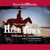 Hell Town Audiobook, by William W. Johnstone