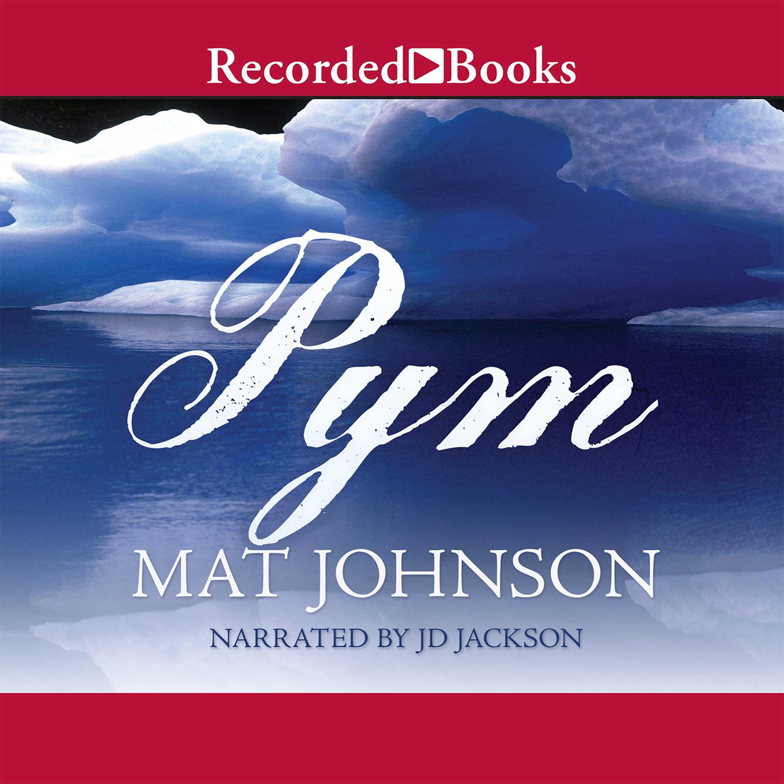 Printable Pym Audiobook Cover Art