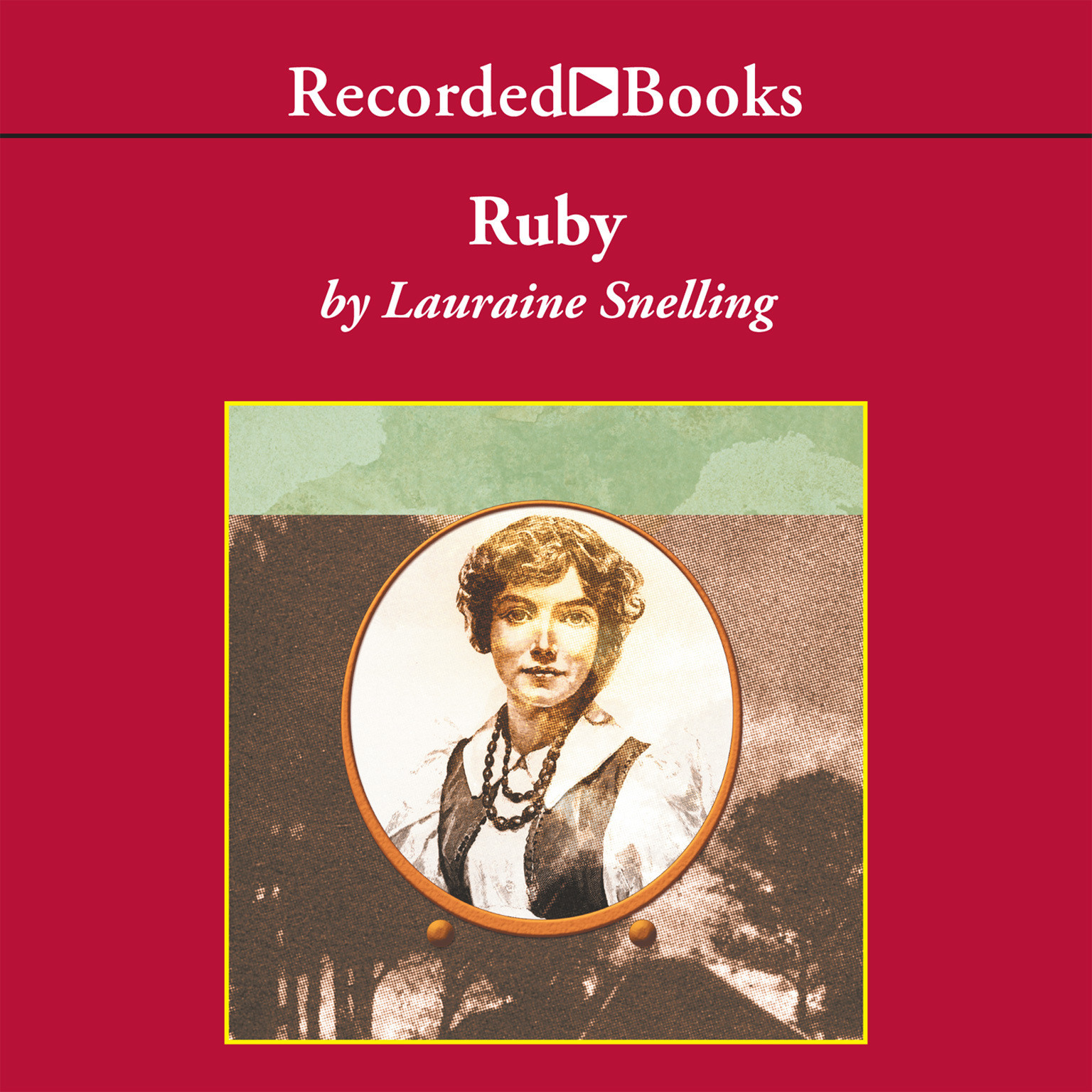 Printable Ruby Audiobook Cover Art