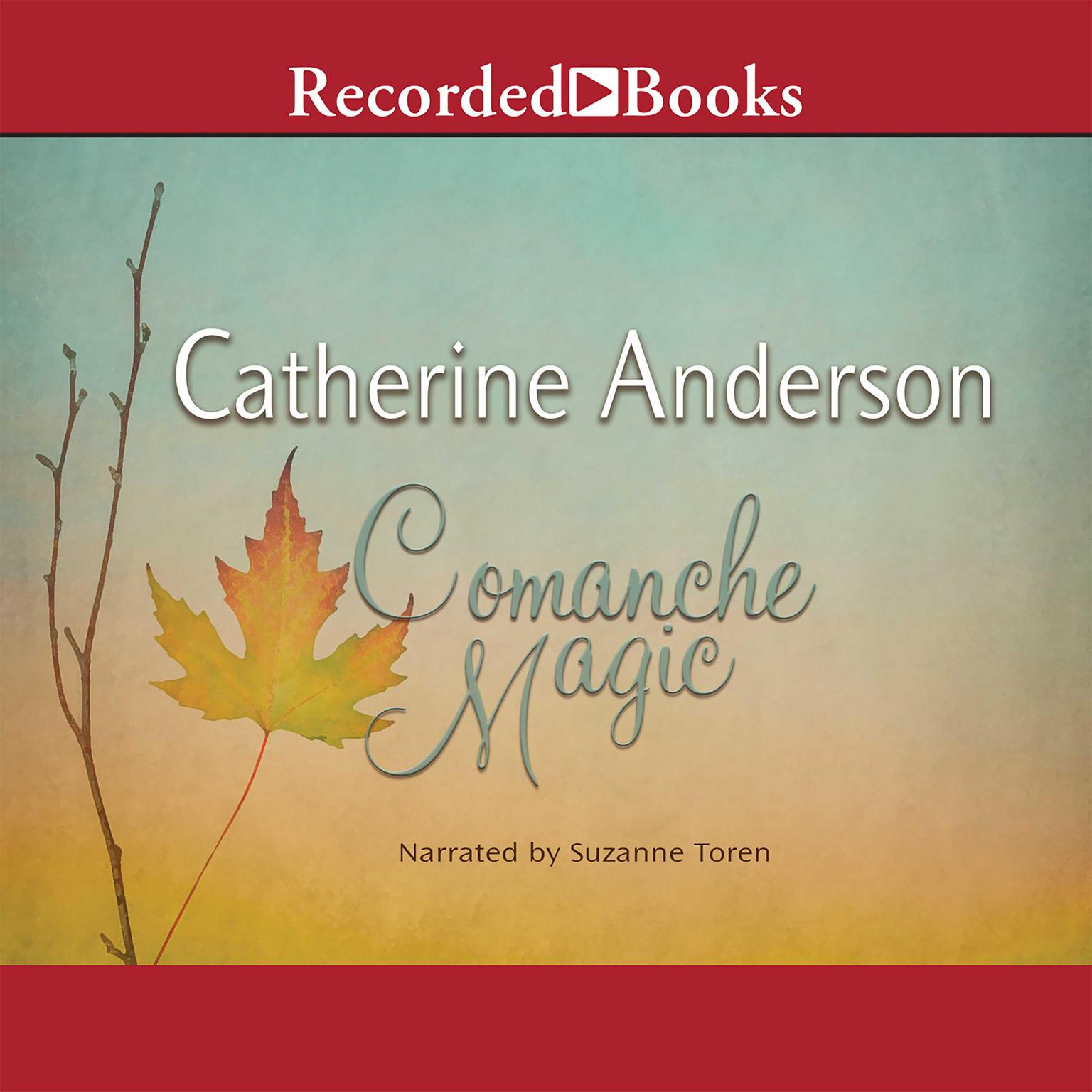 Printable Comanche Magic Audiobook Cover Art