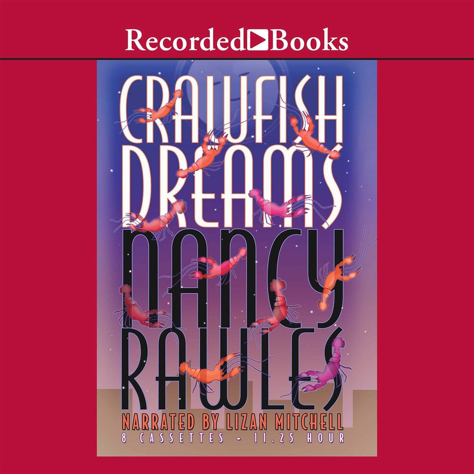 Printable Crawfish Dreams Audiobook Cover Art