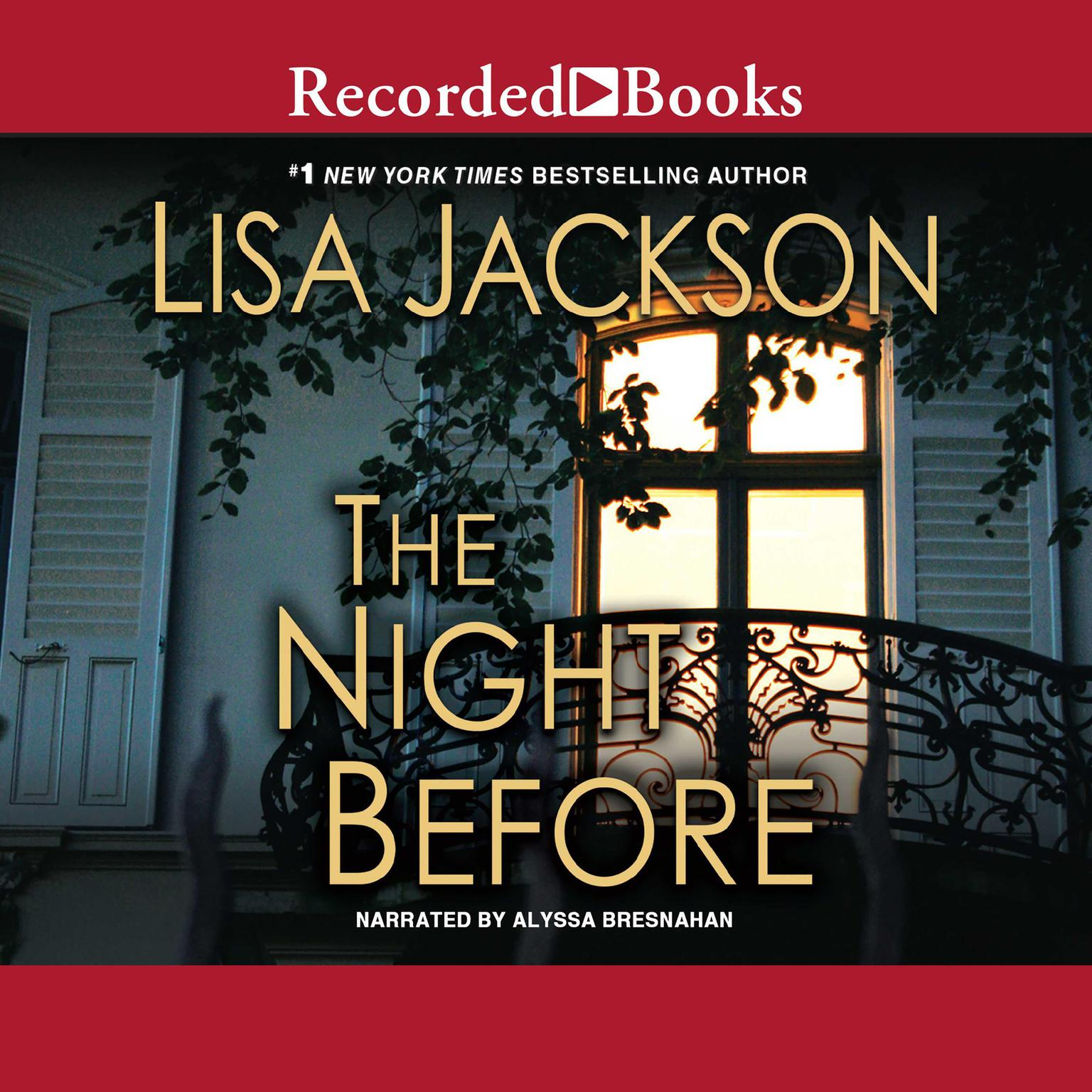 Printable The Night Before Audiobook Cover Art