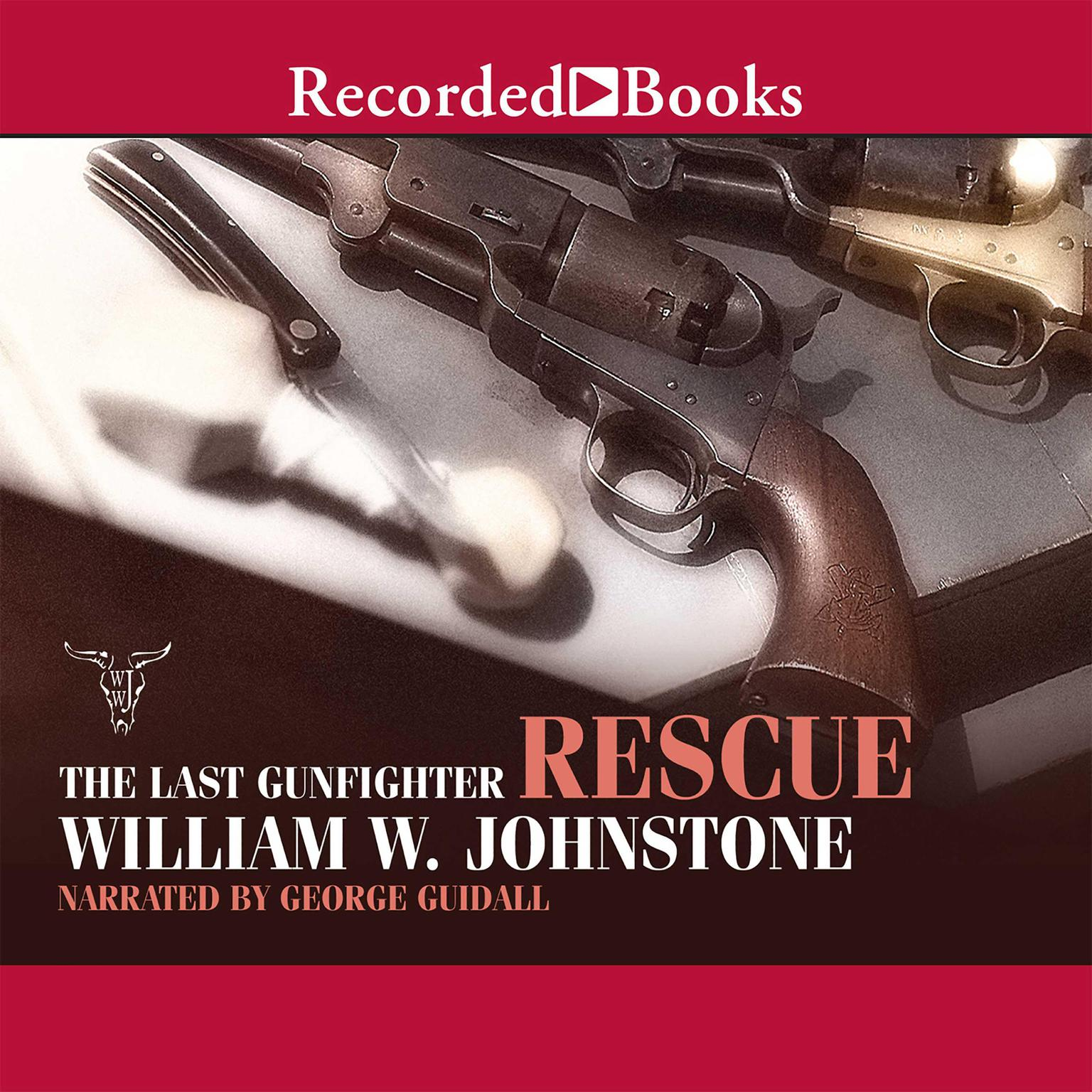 Printable Rescue Audiobook Cover Art