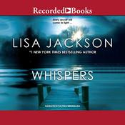 Whispers Audiobook, by Lisa Jackson