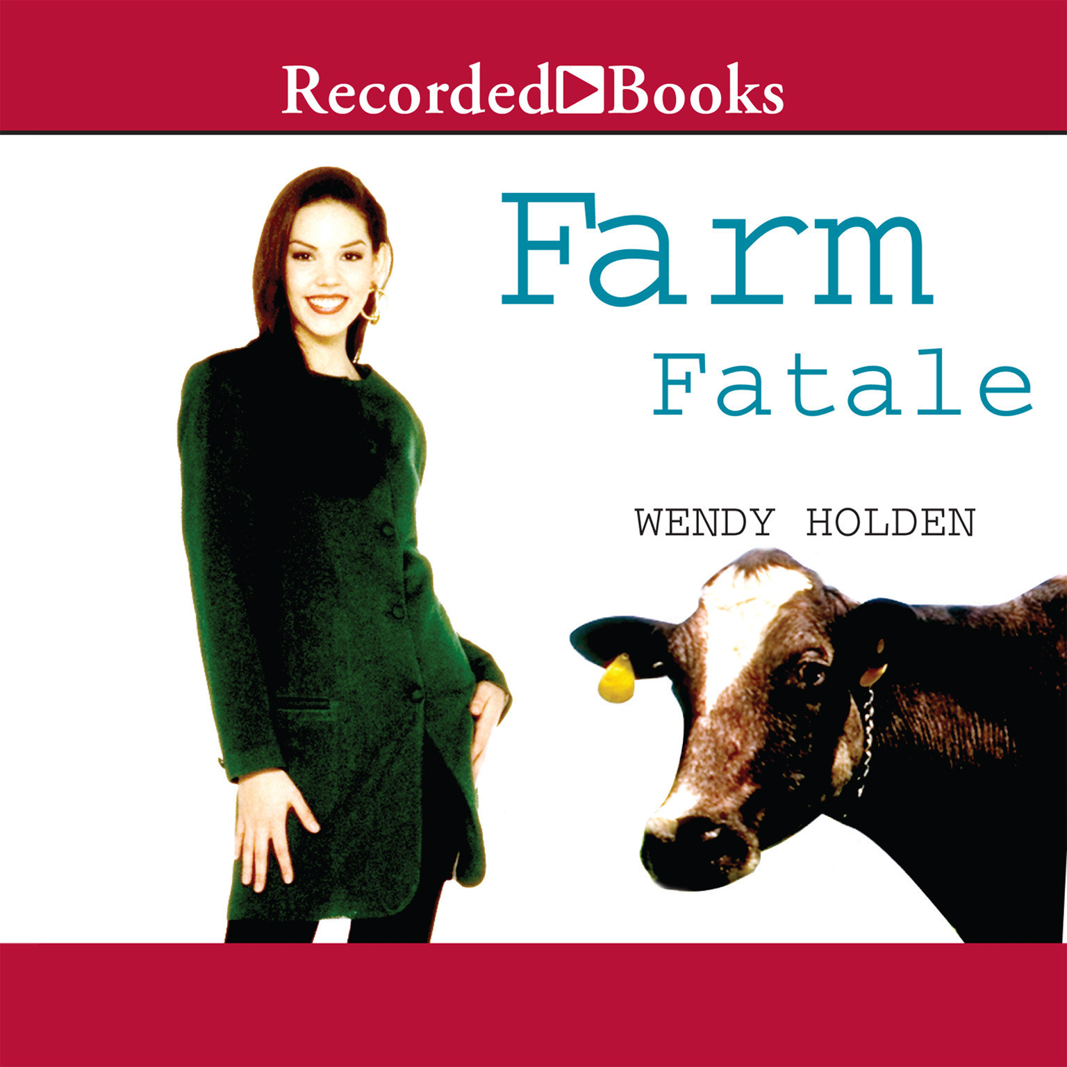 Printable Farm Fatale: A Comedy of Country Manors Audiobook Cover Art