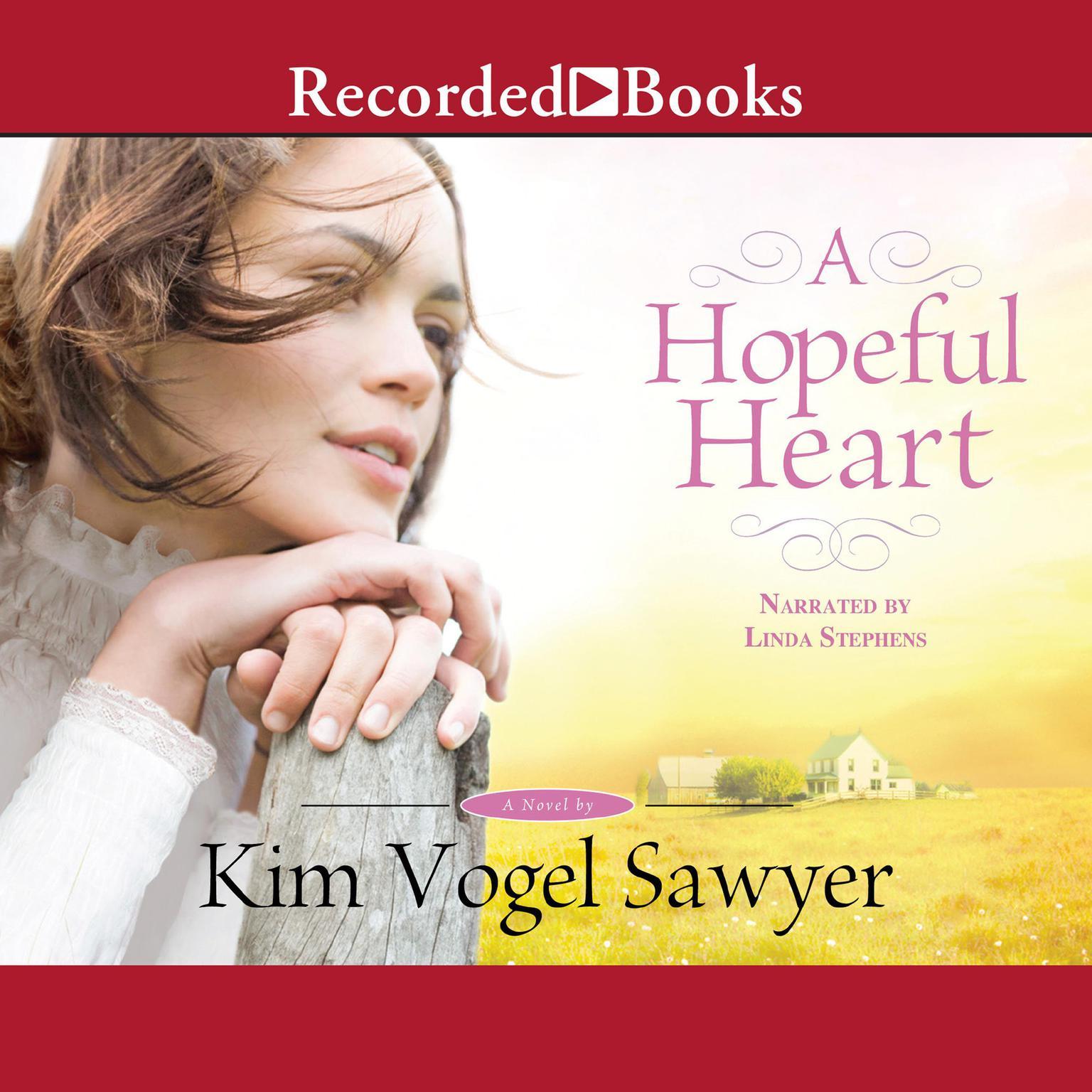 Printable A Hopeful Heart Audiobook Cover Art