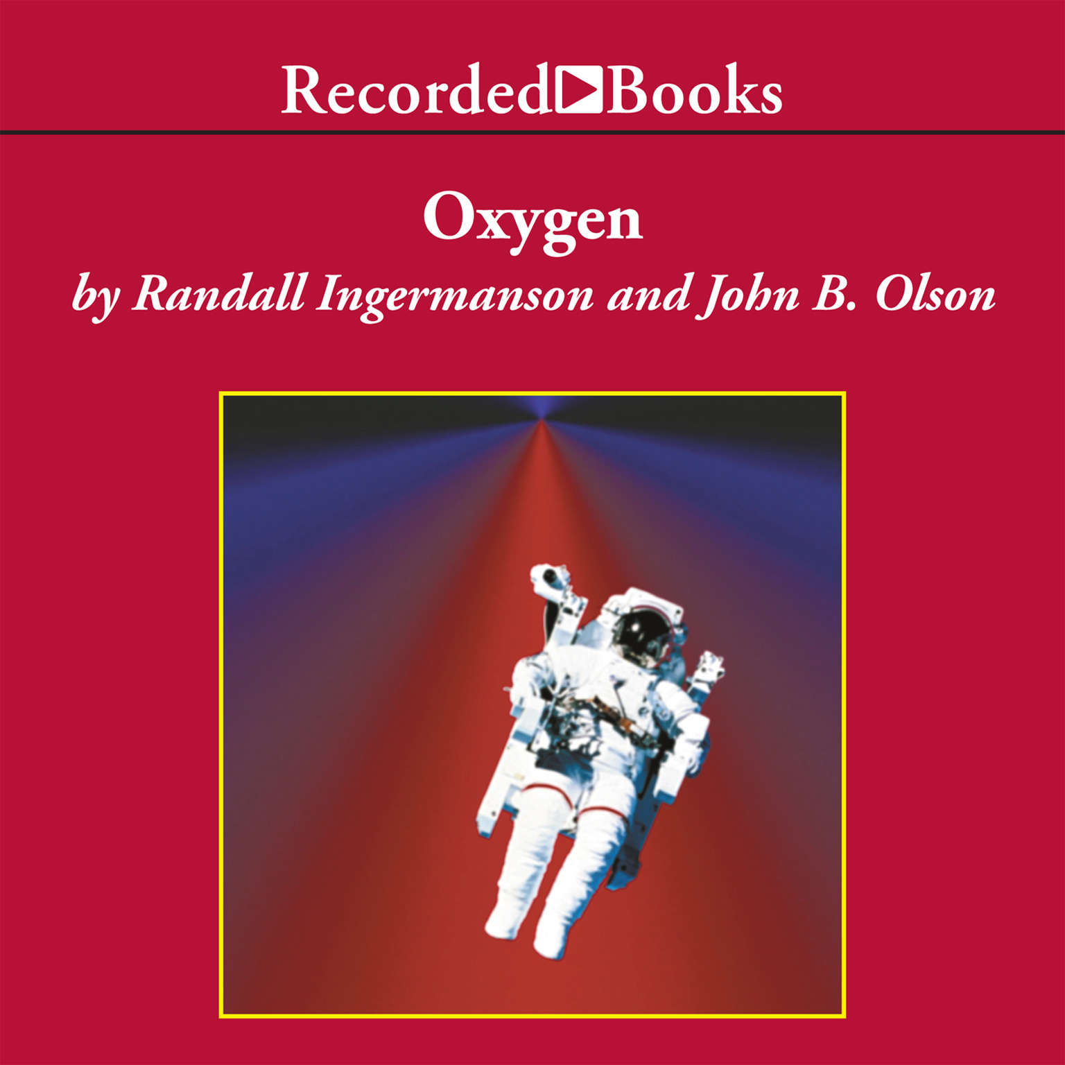 Printable Oxygen Audiobook Cover Art