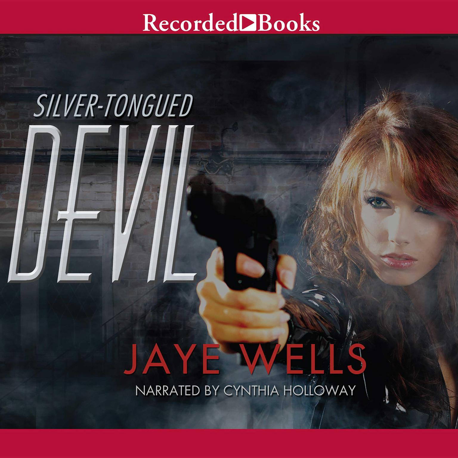 Printable Silver-Tongued Devil Audiobook Cover Art