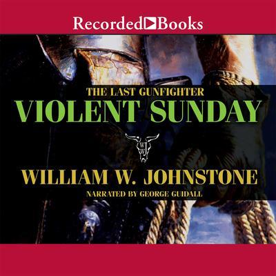 Violent Sunday Audiobook, by