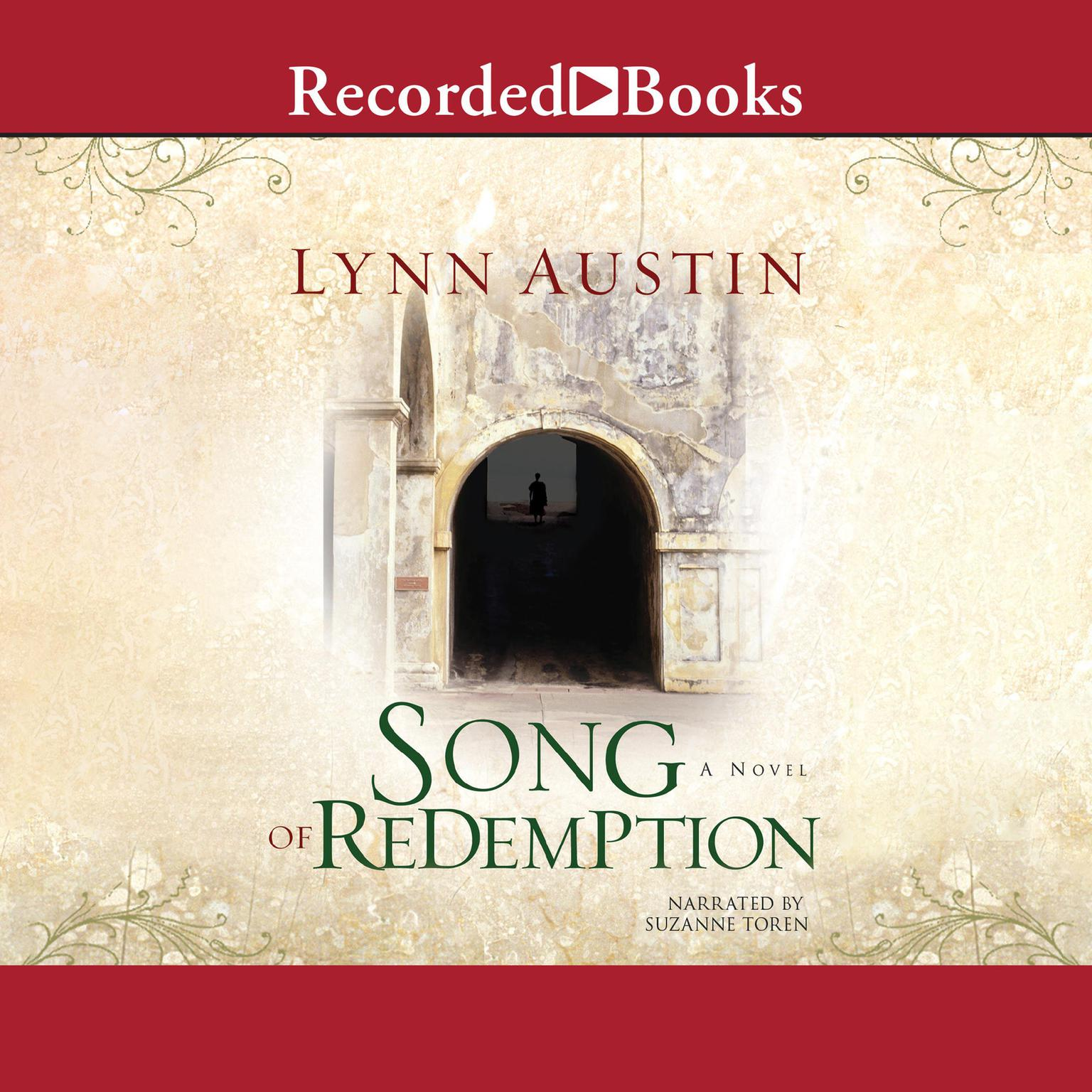 Printable Song of Redemption Audiobook Cover Art
