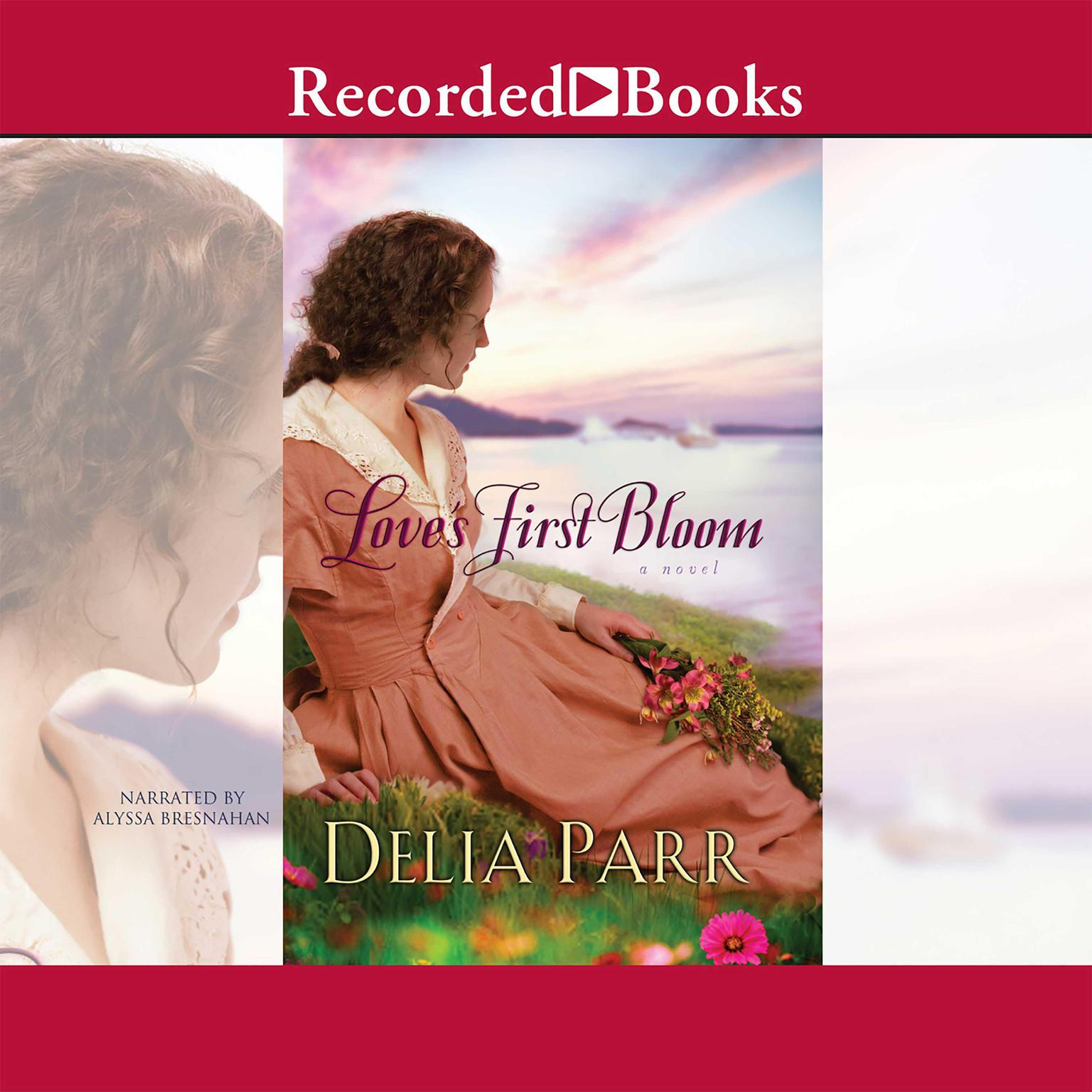 Printable Love's First Bloom Audiobook Cover Art